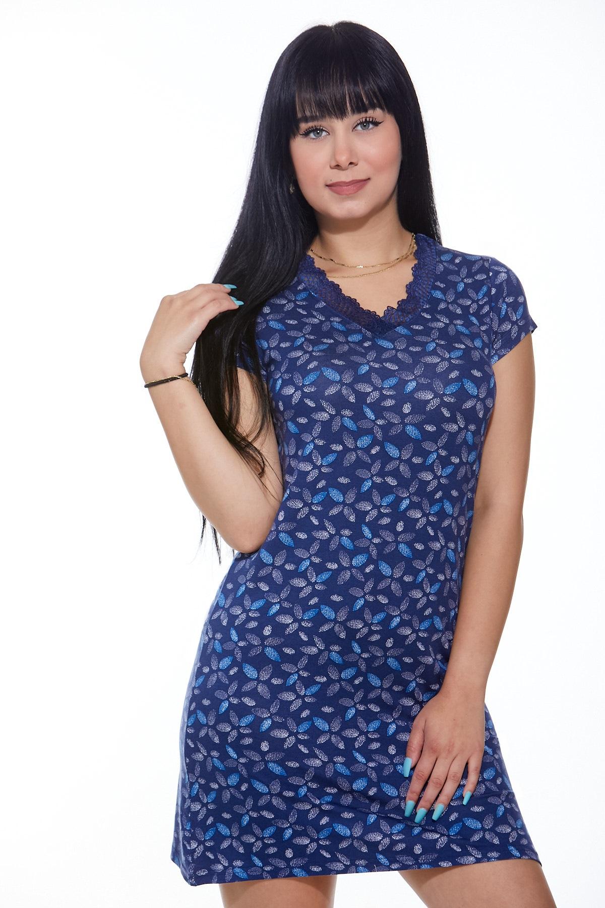 Jemná košilka pro ženu 1D0708