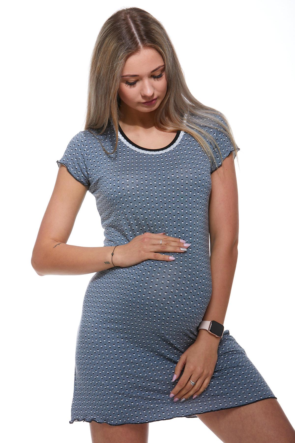 Košilka těhotenská jemná 1D0704