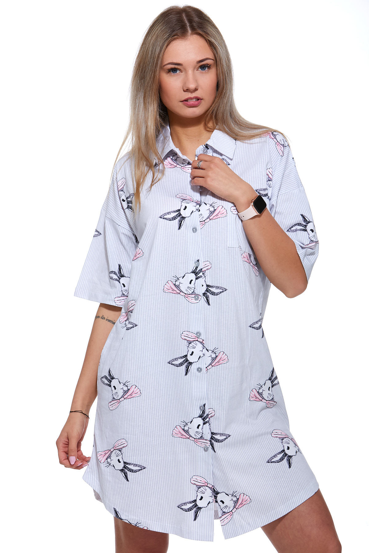 Noční košile elegantní 1C1863