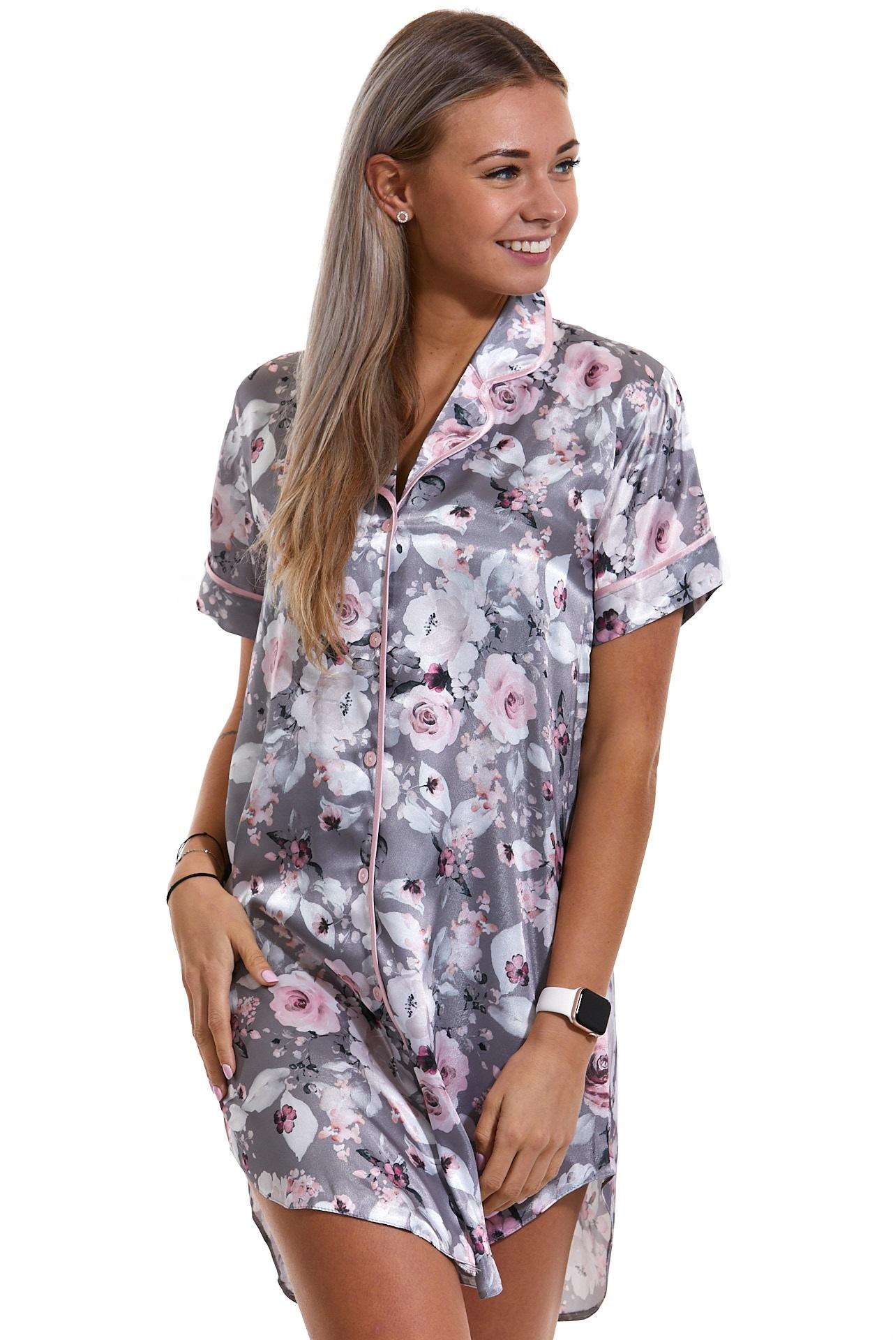 Noční košilka luxusní 1E8226