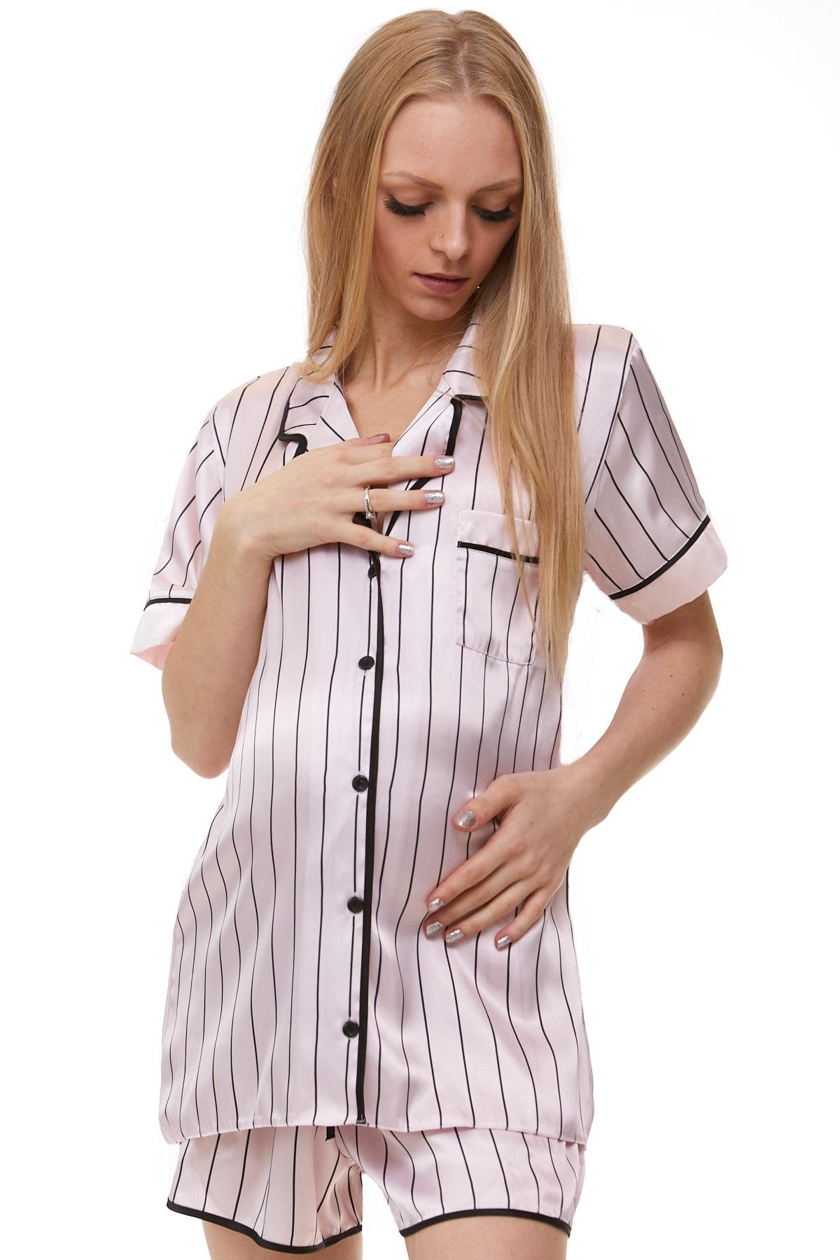 Luxusní pyžamo na kojení 1E8231