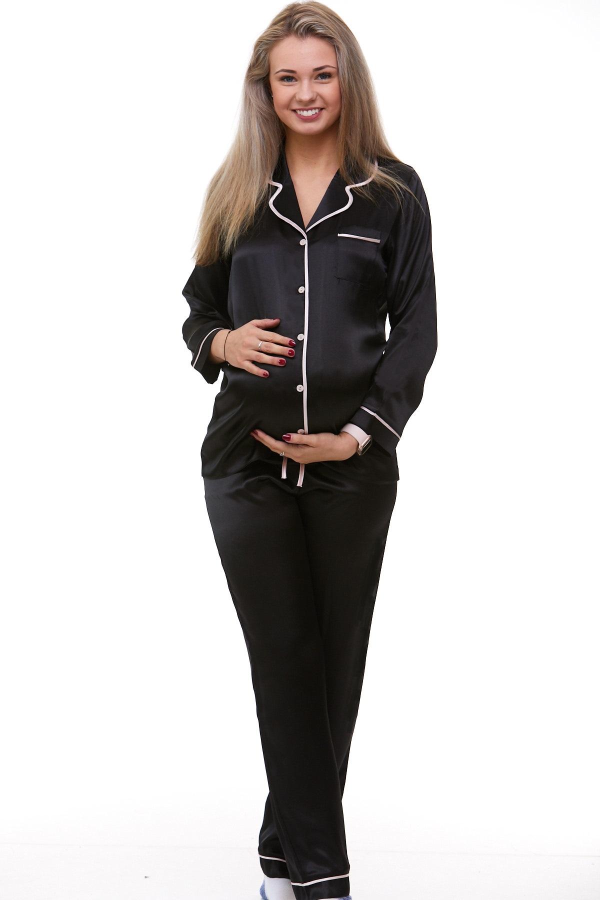 Luxusní pyžamo na kojení 1E8232