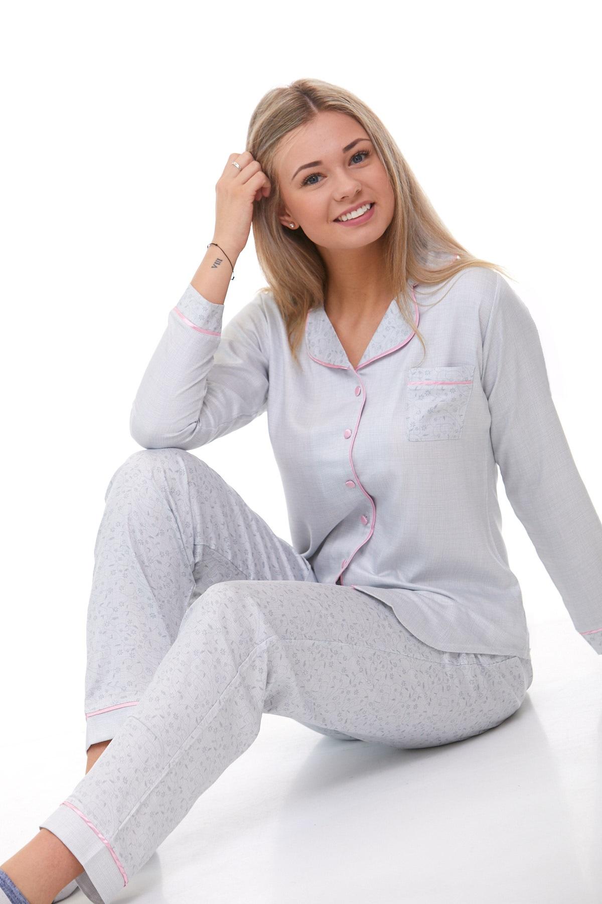 Elegantní pyžamo pro ženy 1B0809