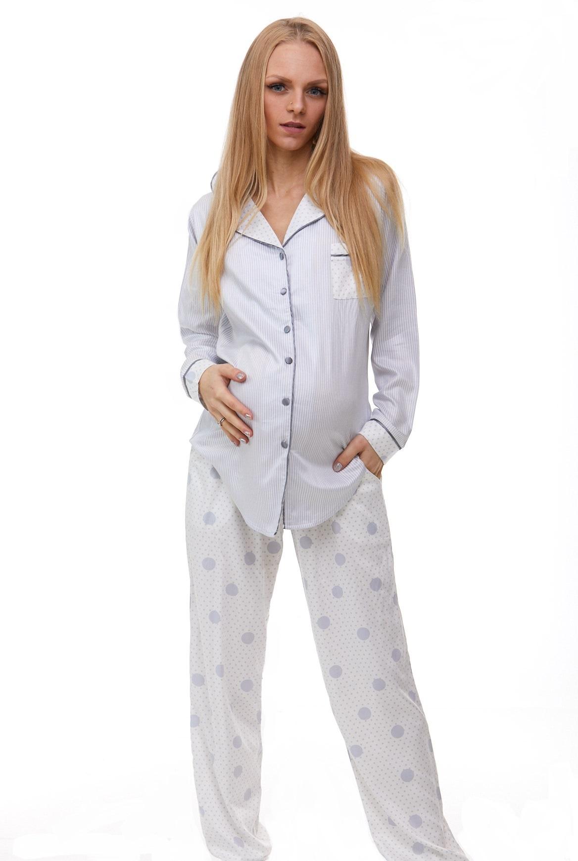 Luxusní pyžamo na kojení 1B0808