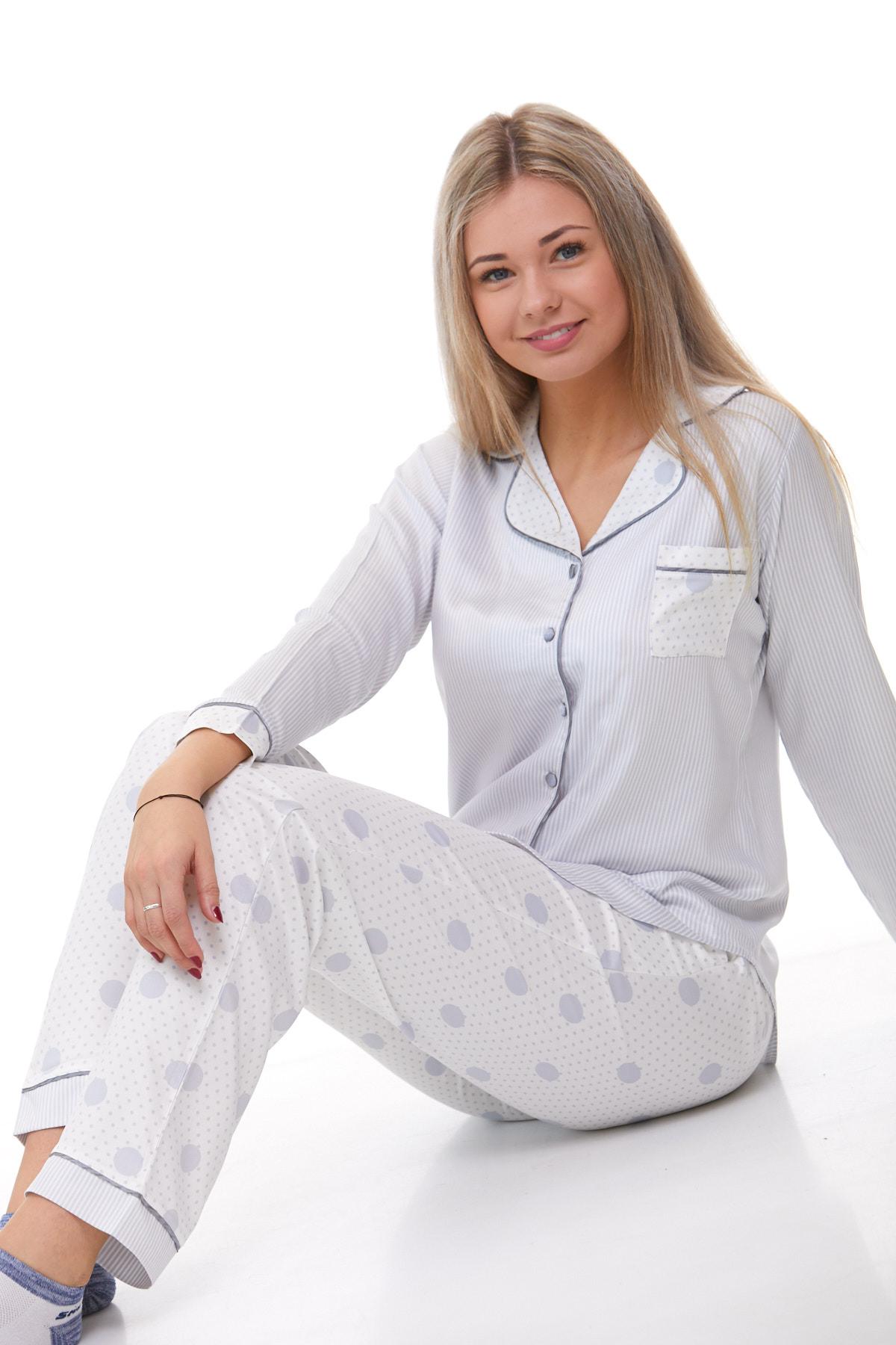Elegantní pyžamo pro ženy 1B0808