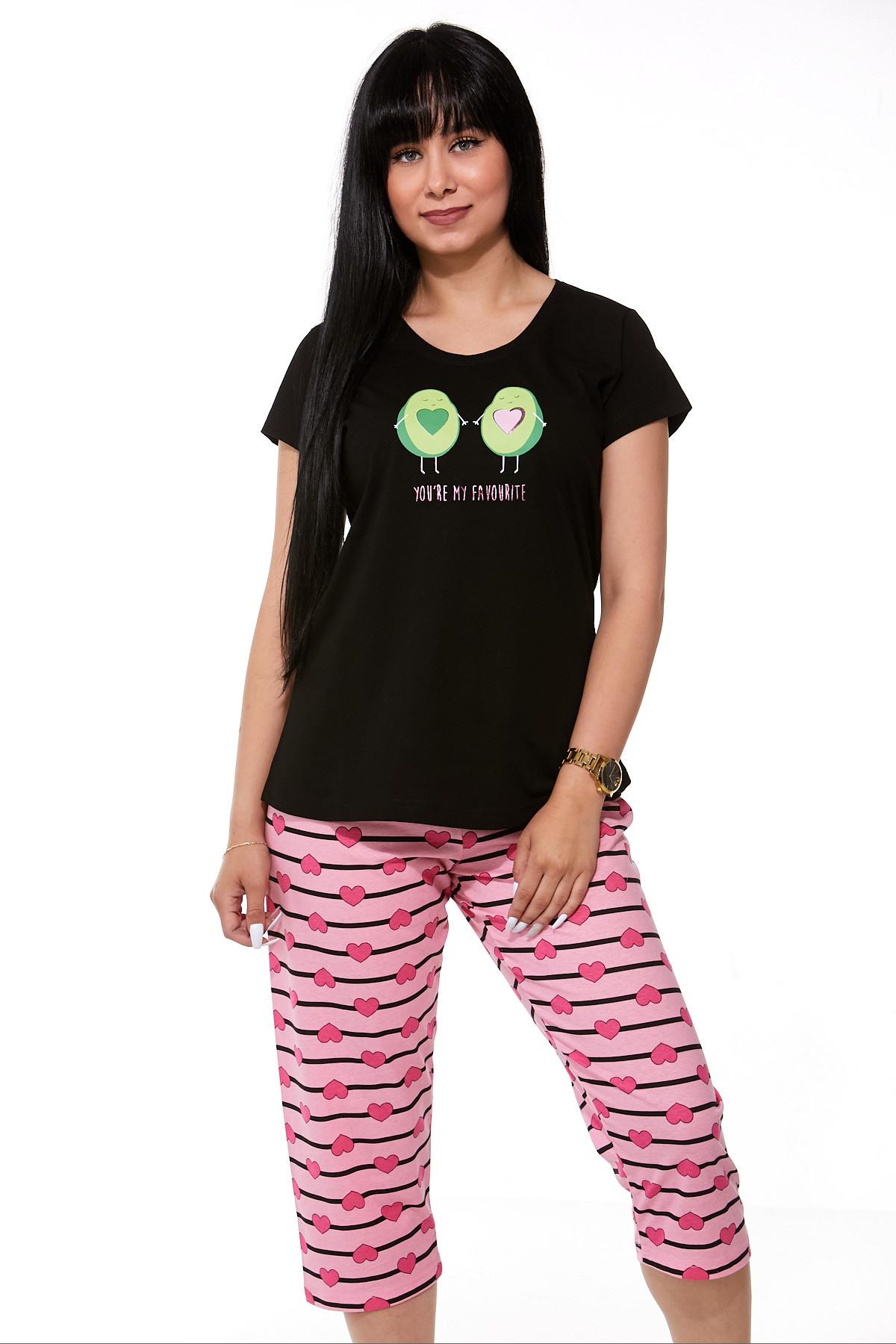 Dámské pyžamo 1B0812
