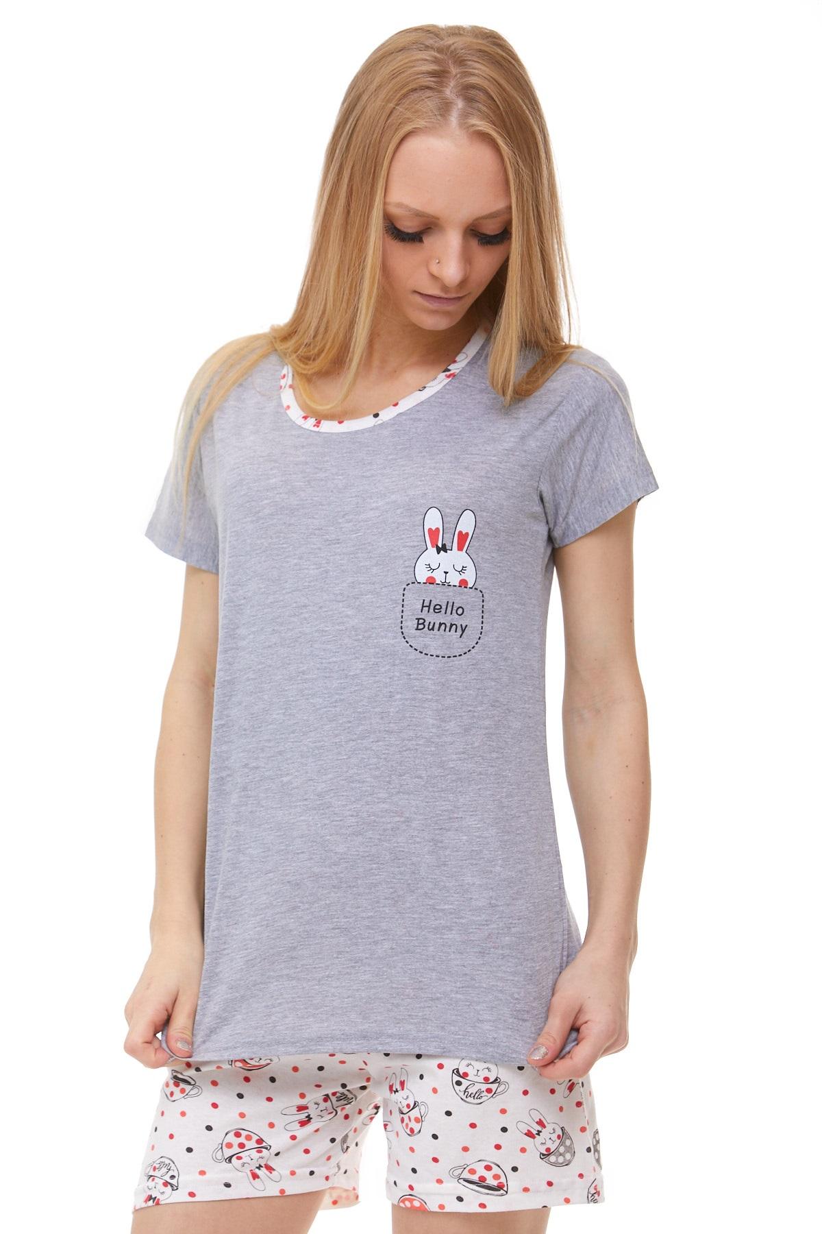 Dámské pyžamo 1B0804