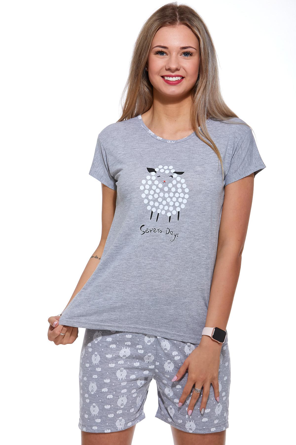 Dámské pyžamo 1B0802