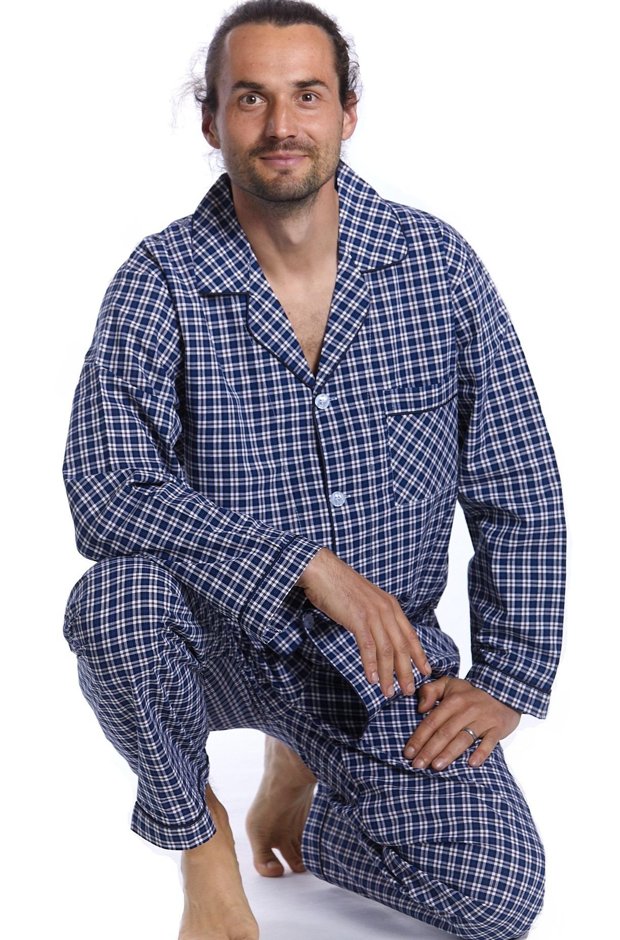 Pánské pyžamo klasické 1P0549