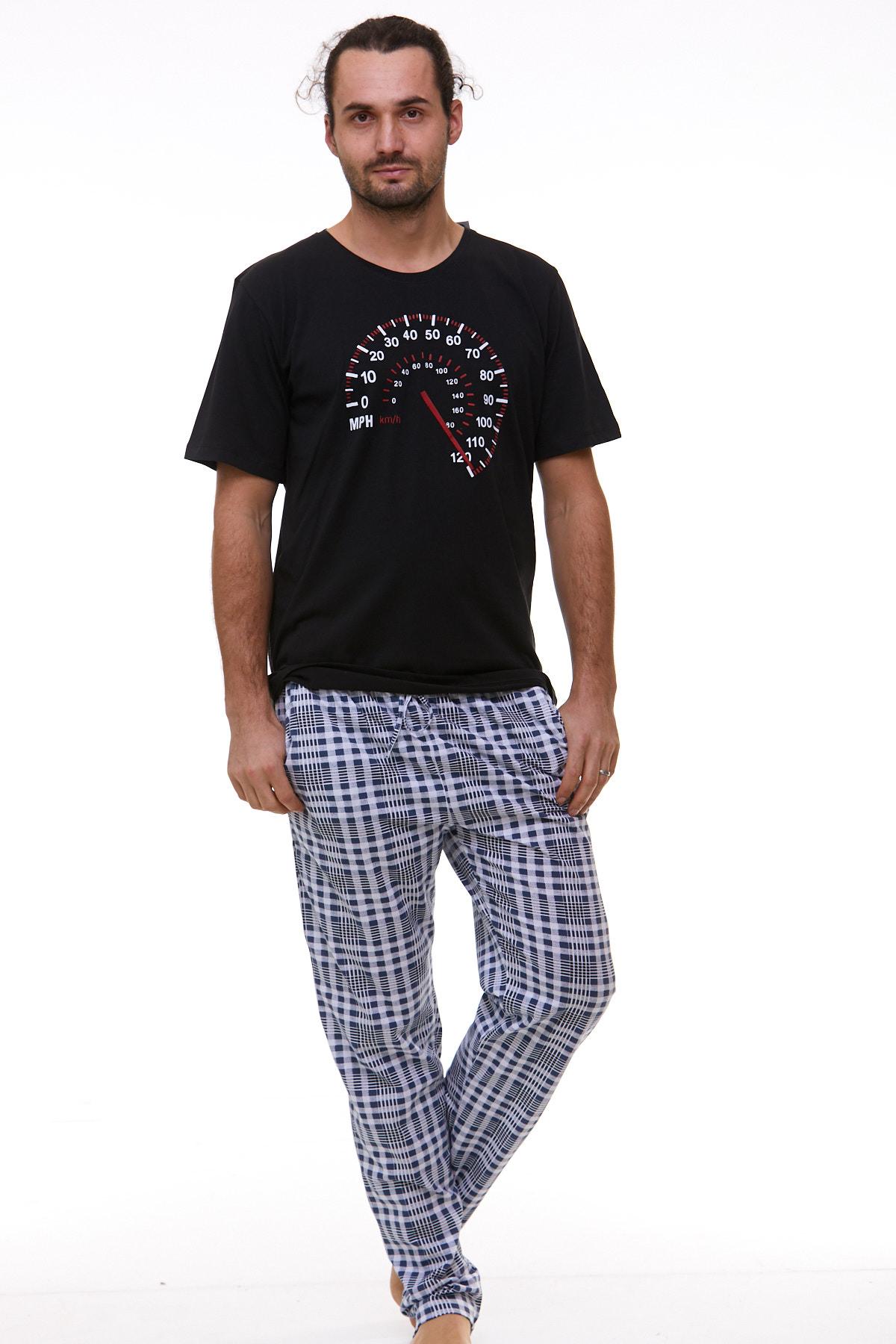 Pyžamo pro muže luxusní 1P0766
