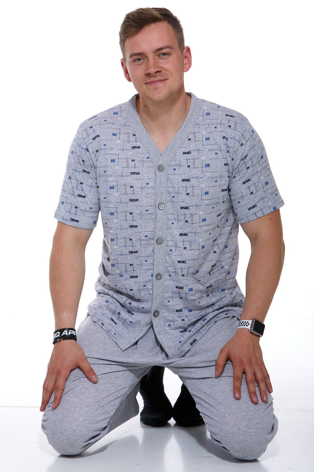 Pyžamo pro muže luxusní 1P0763