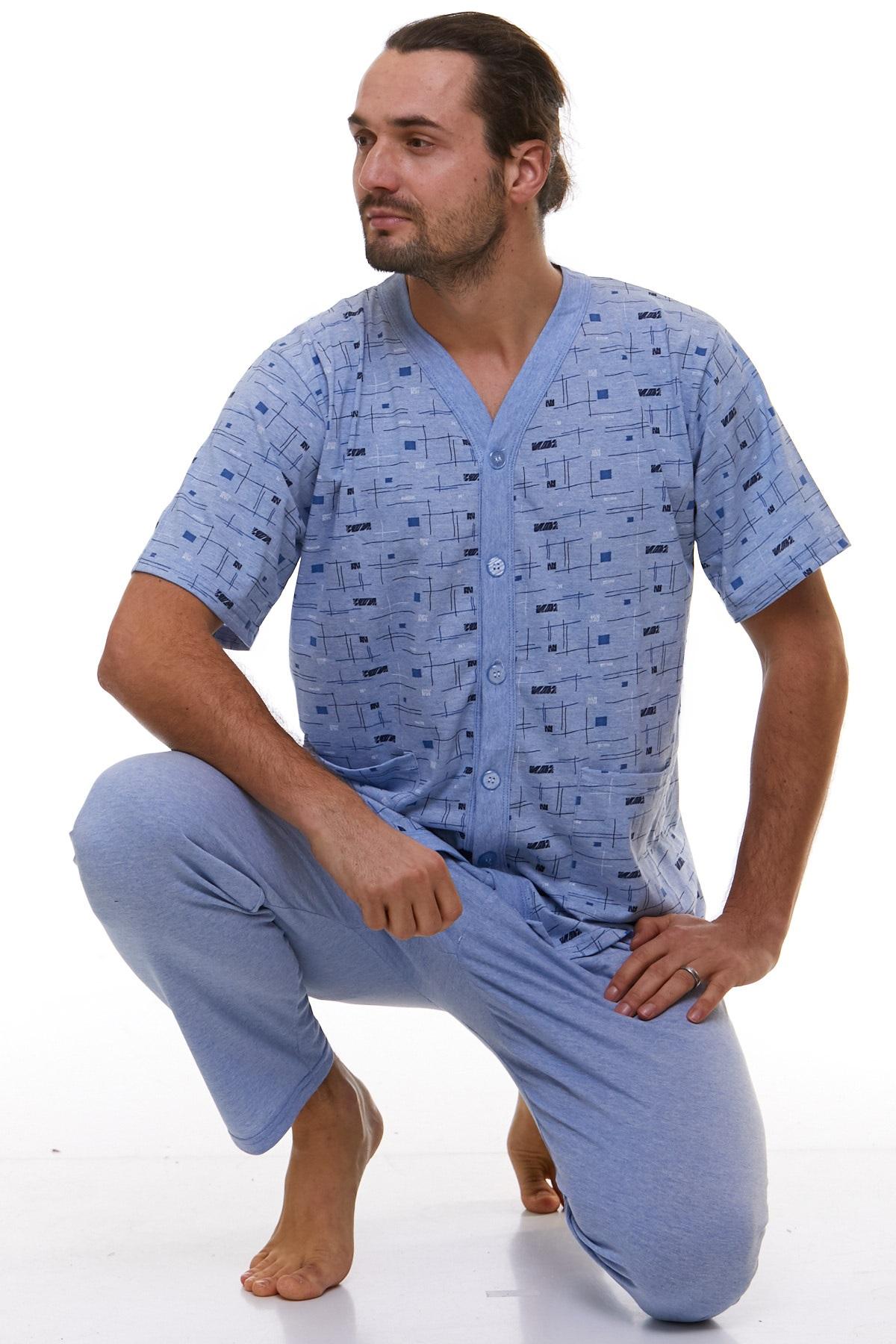 Pyžamo pro muže luxusní 1P0762