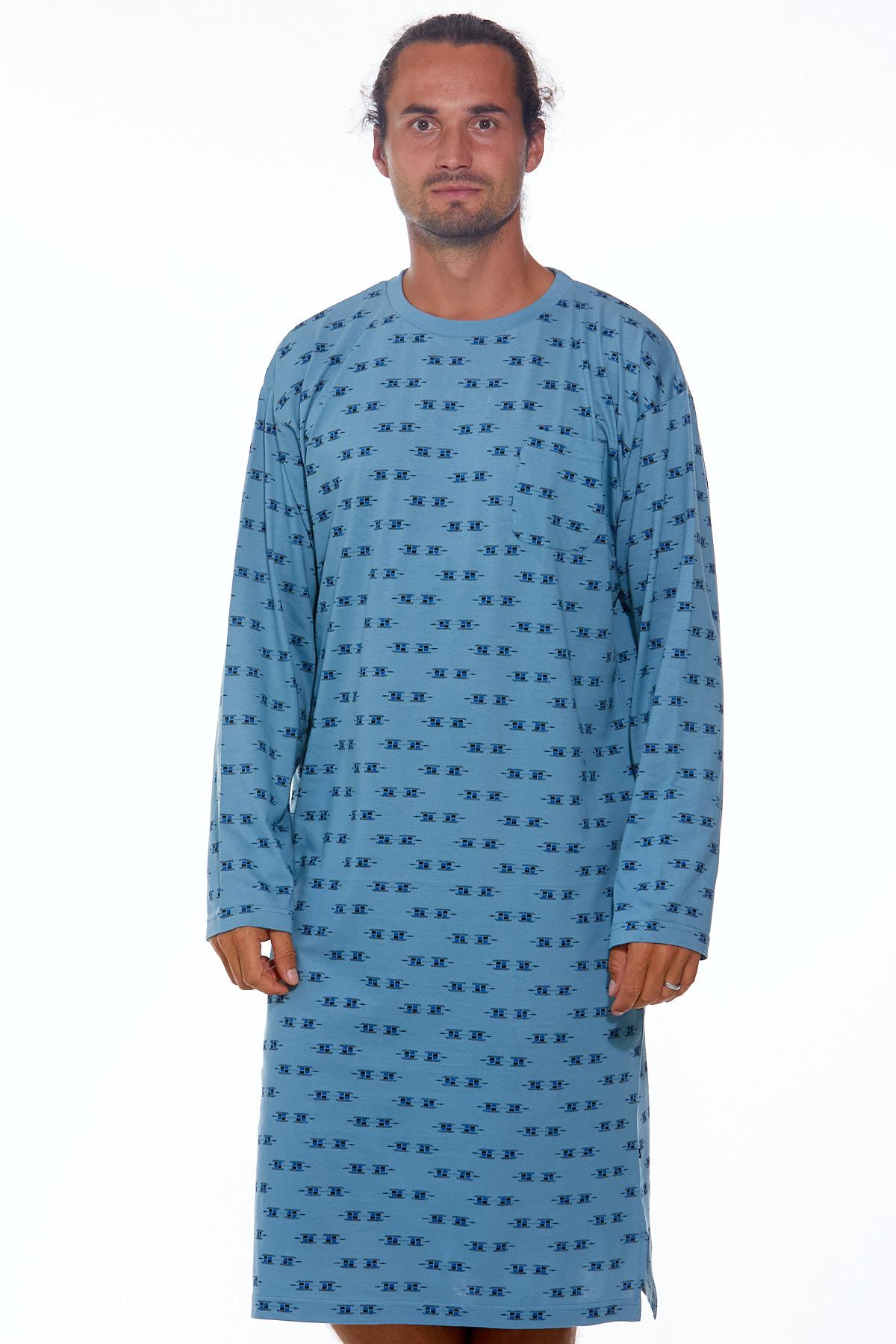 Pánské noční košile 1P0793