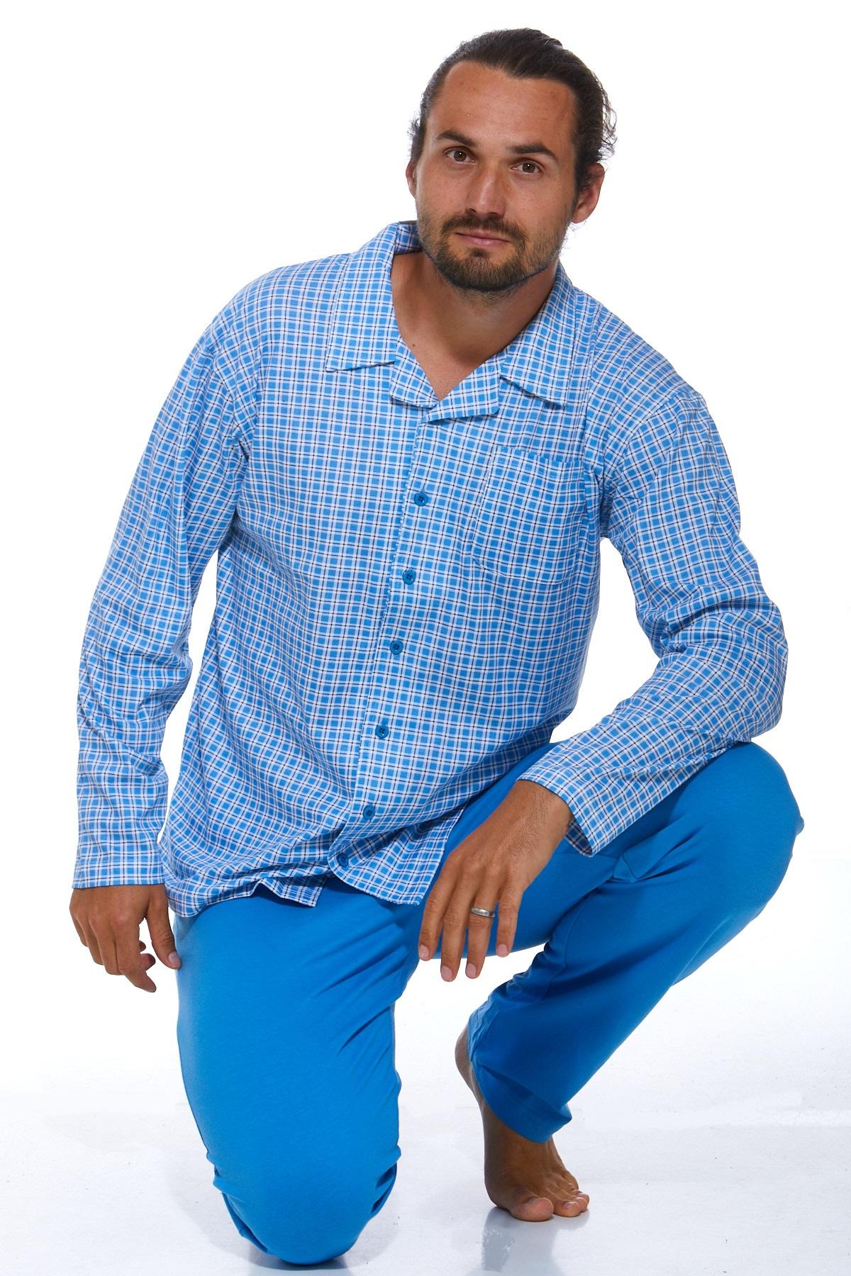Pánské pyžamo klasické 1P0790