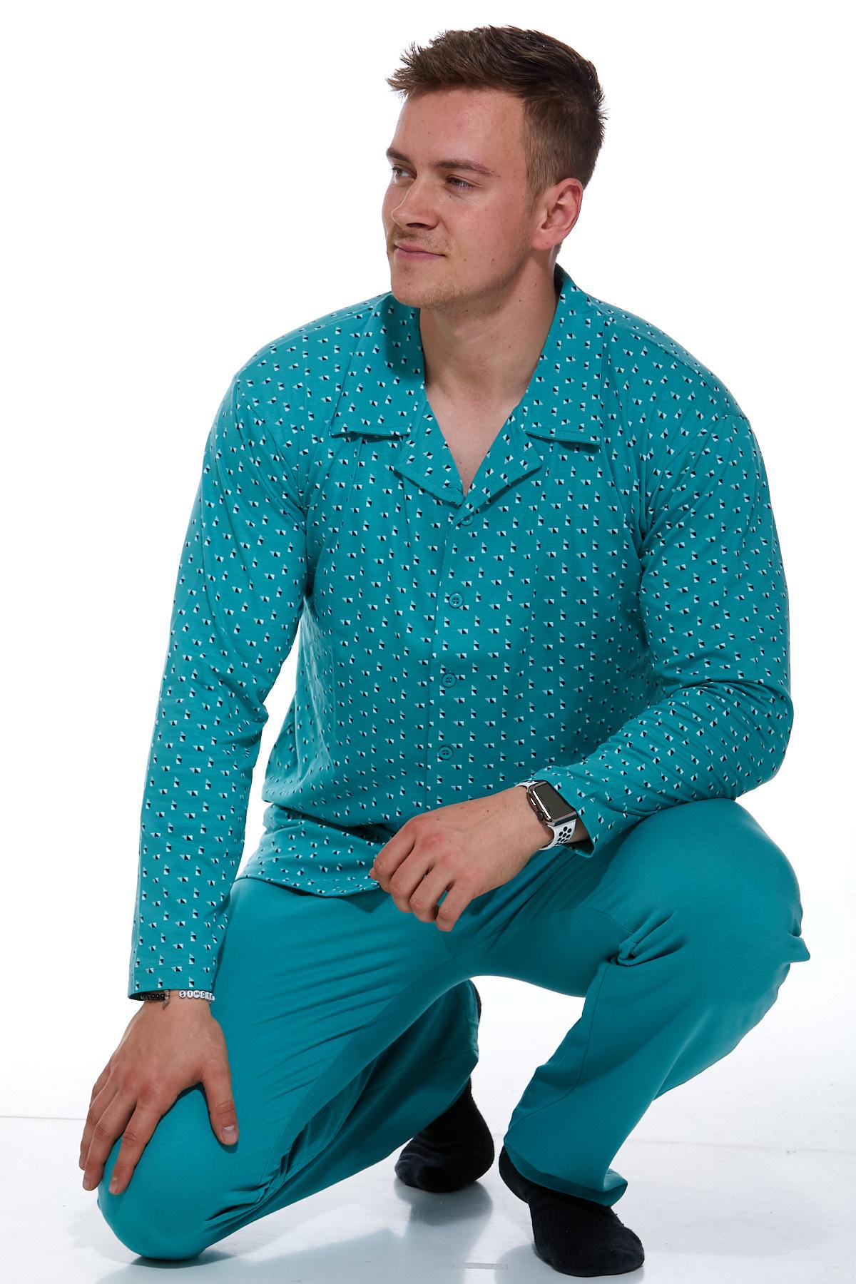 Pánské pyžamo klasické 1P0778