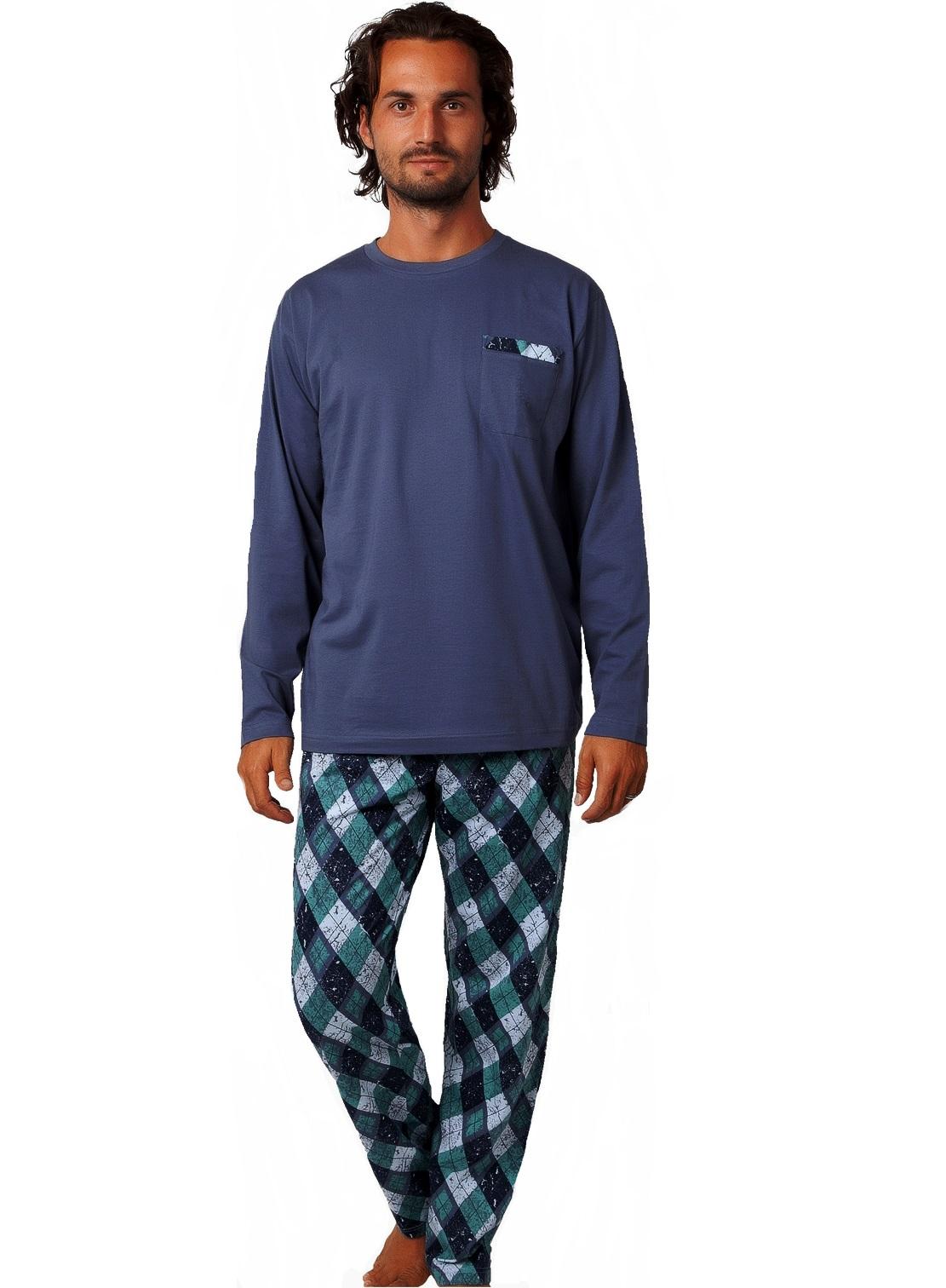 Pyžamo pro muže luxusní 1P0787