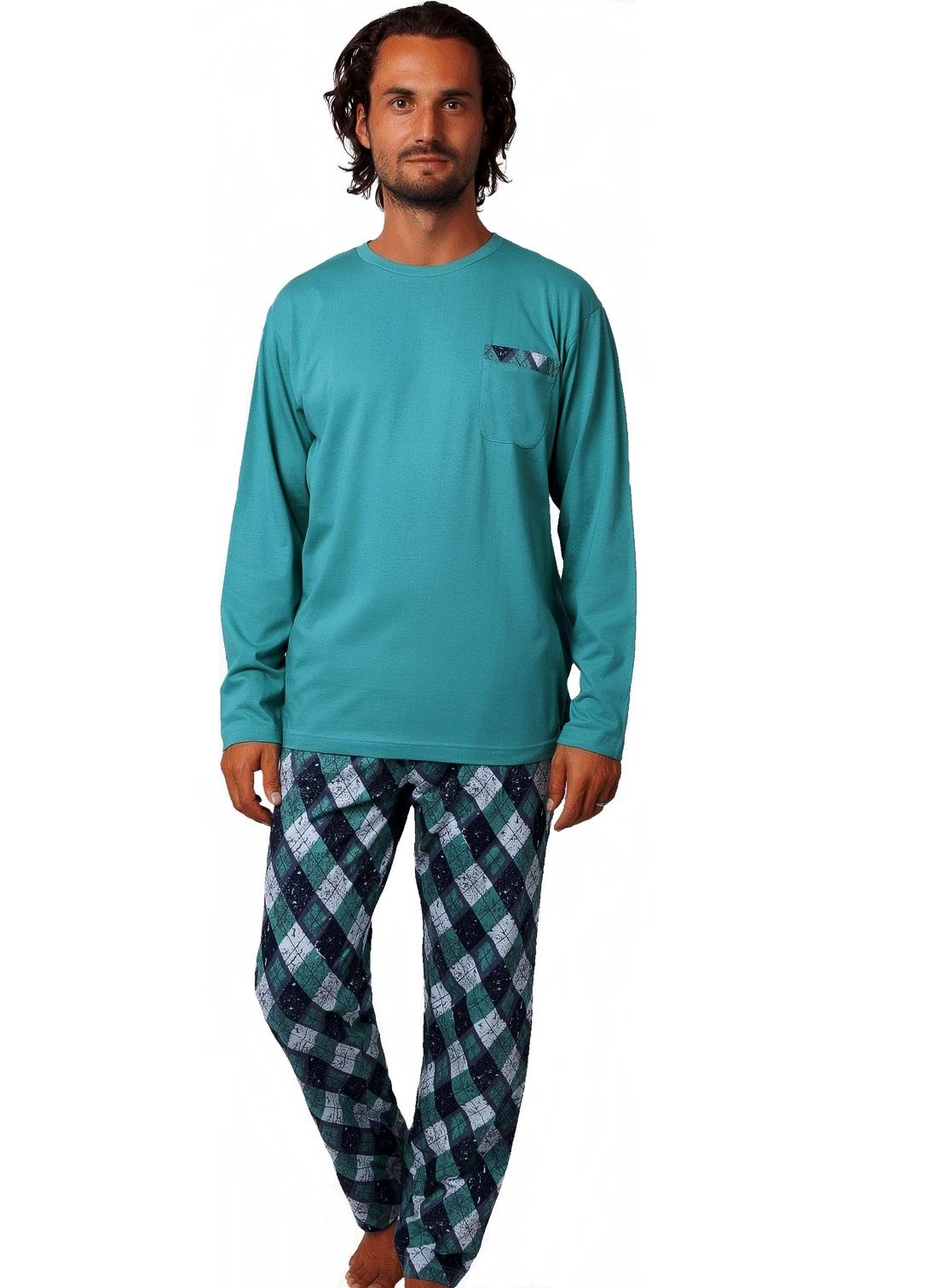 Pyžamo pro muže luxusní 1P0786