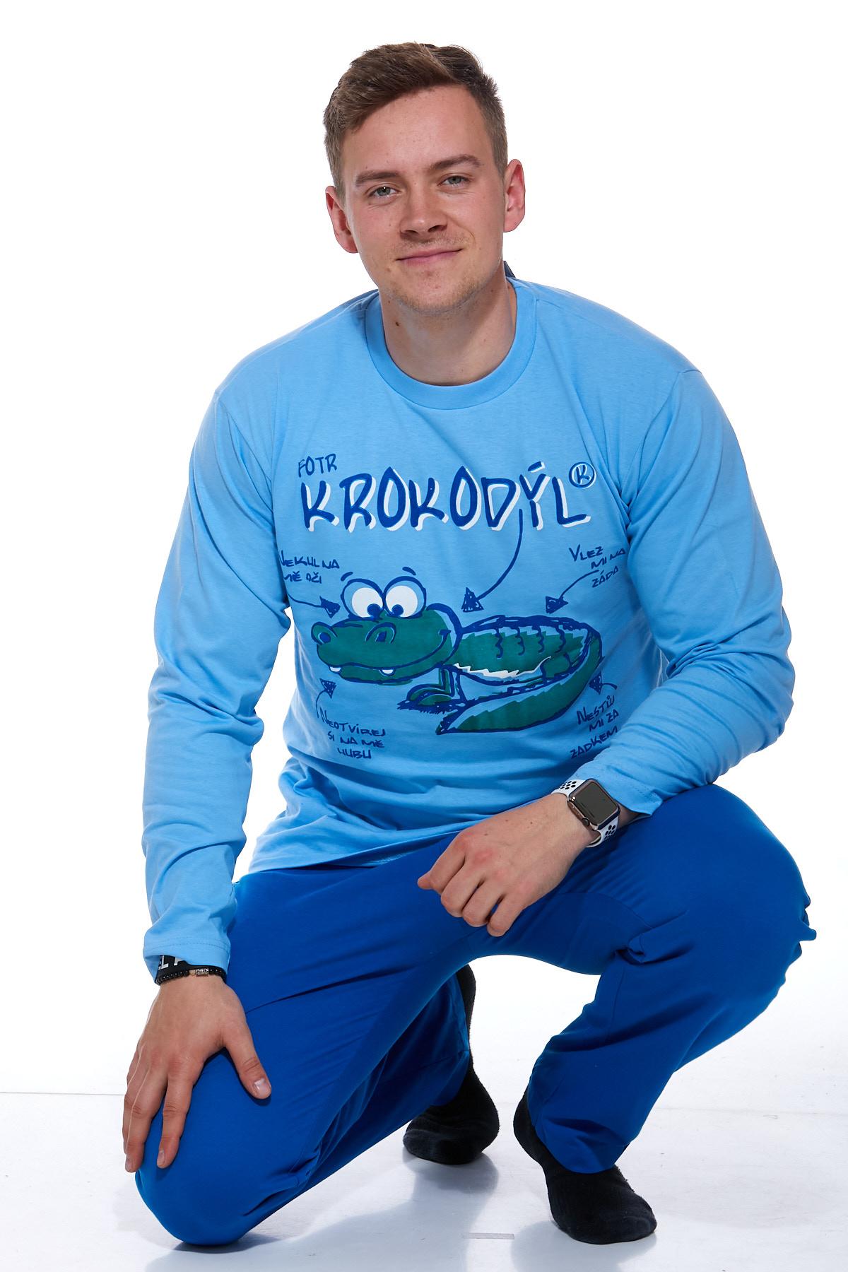 Pyžamo pro muže luxusní 1P0785