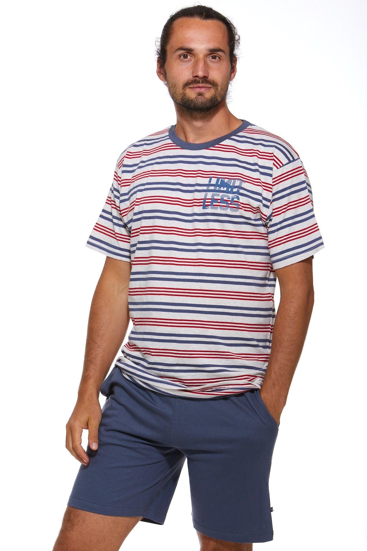 Pyžamo pro muže luxusní 1P0809
