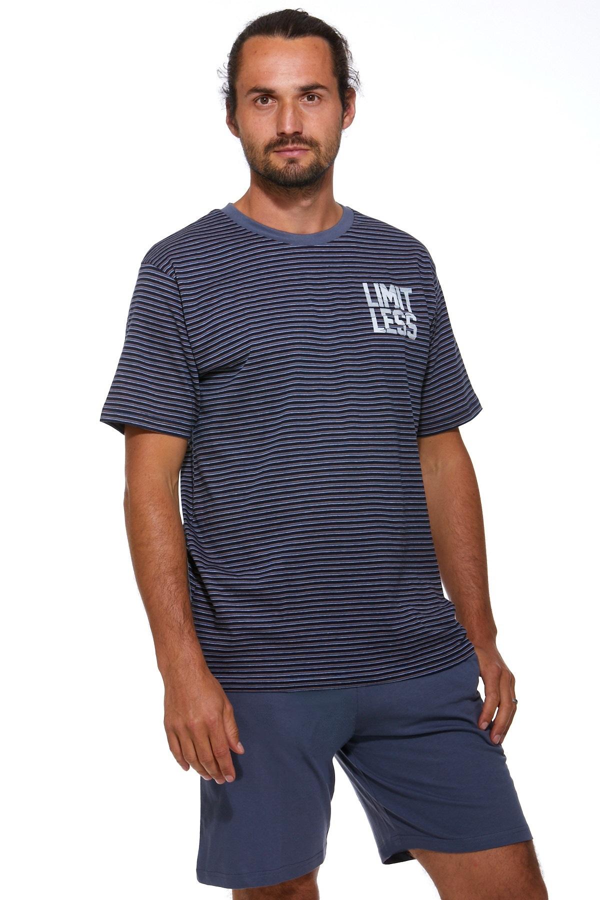 Pyžamo pro muže luxusní 1P0808