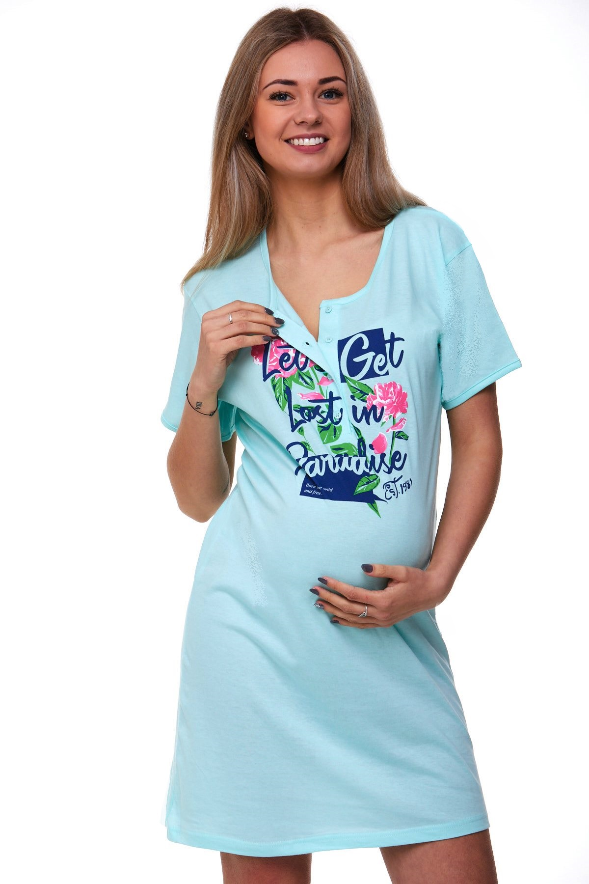 Košilka kojící do porodnice 1C1976