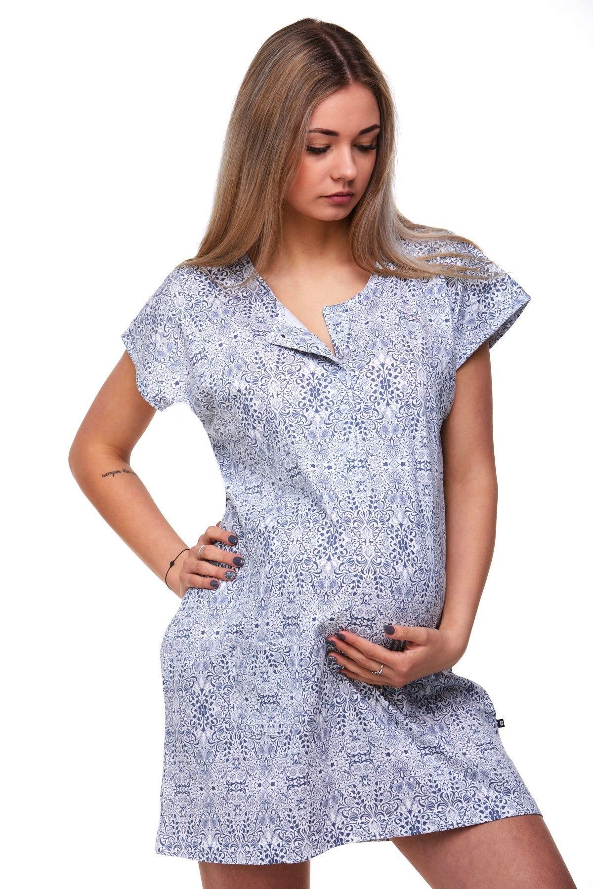 Košilka kojící do porodnice 1C1974