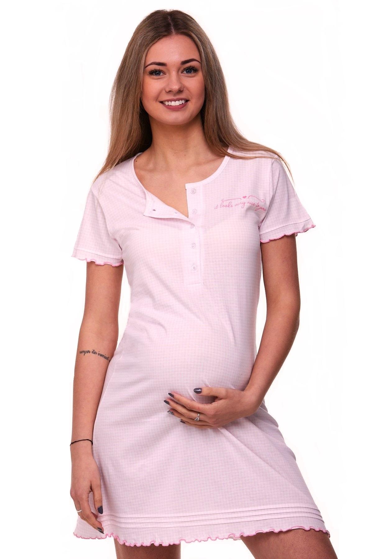 Košilka kojící do porodnice 1C1972