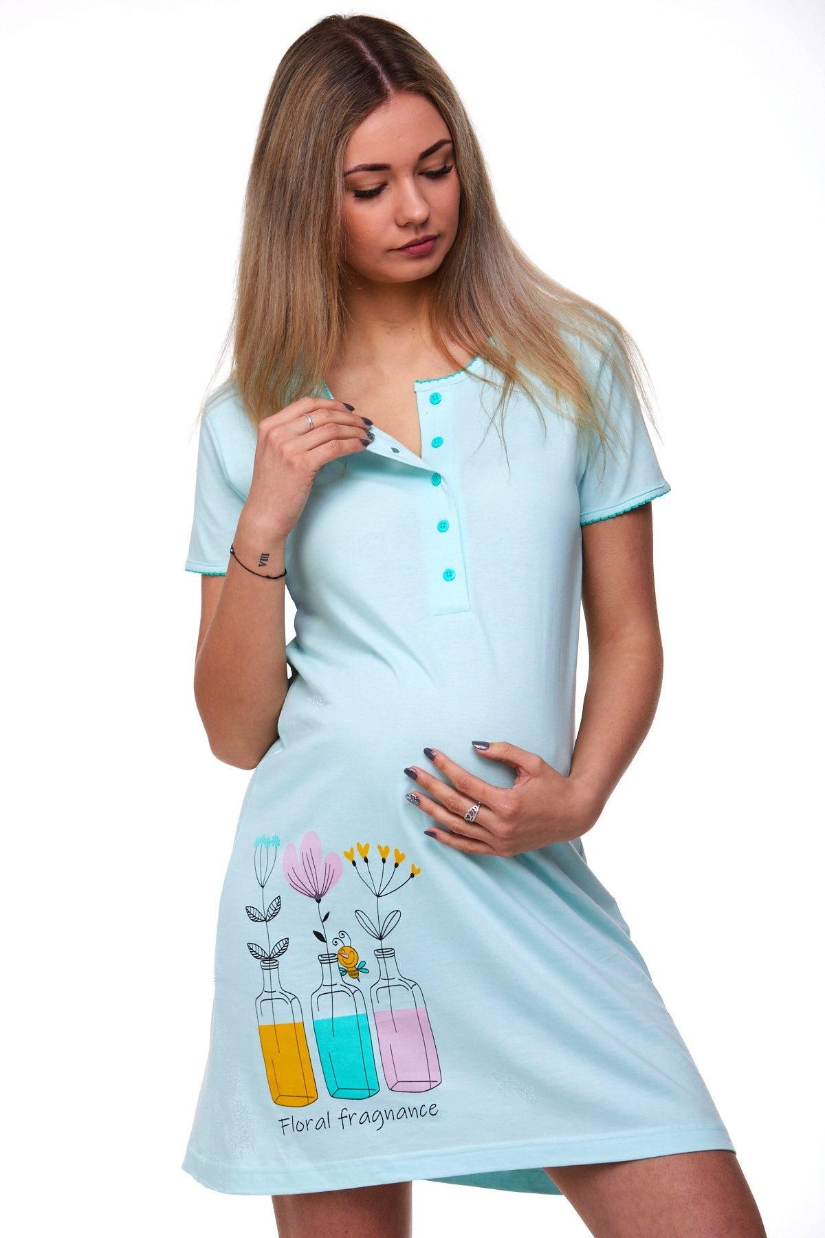 Košilka kojící do porodnice 1C1963