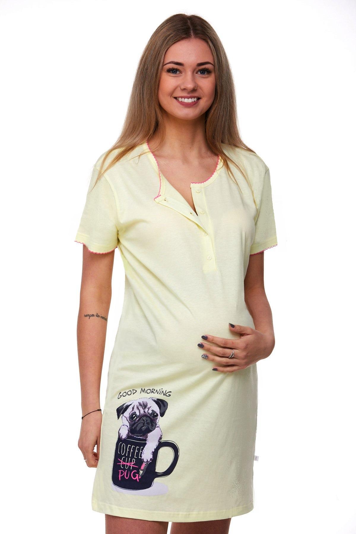 Košilka kojící do porodnice 1C1960