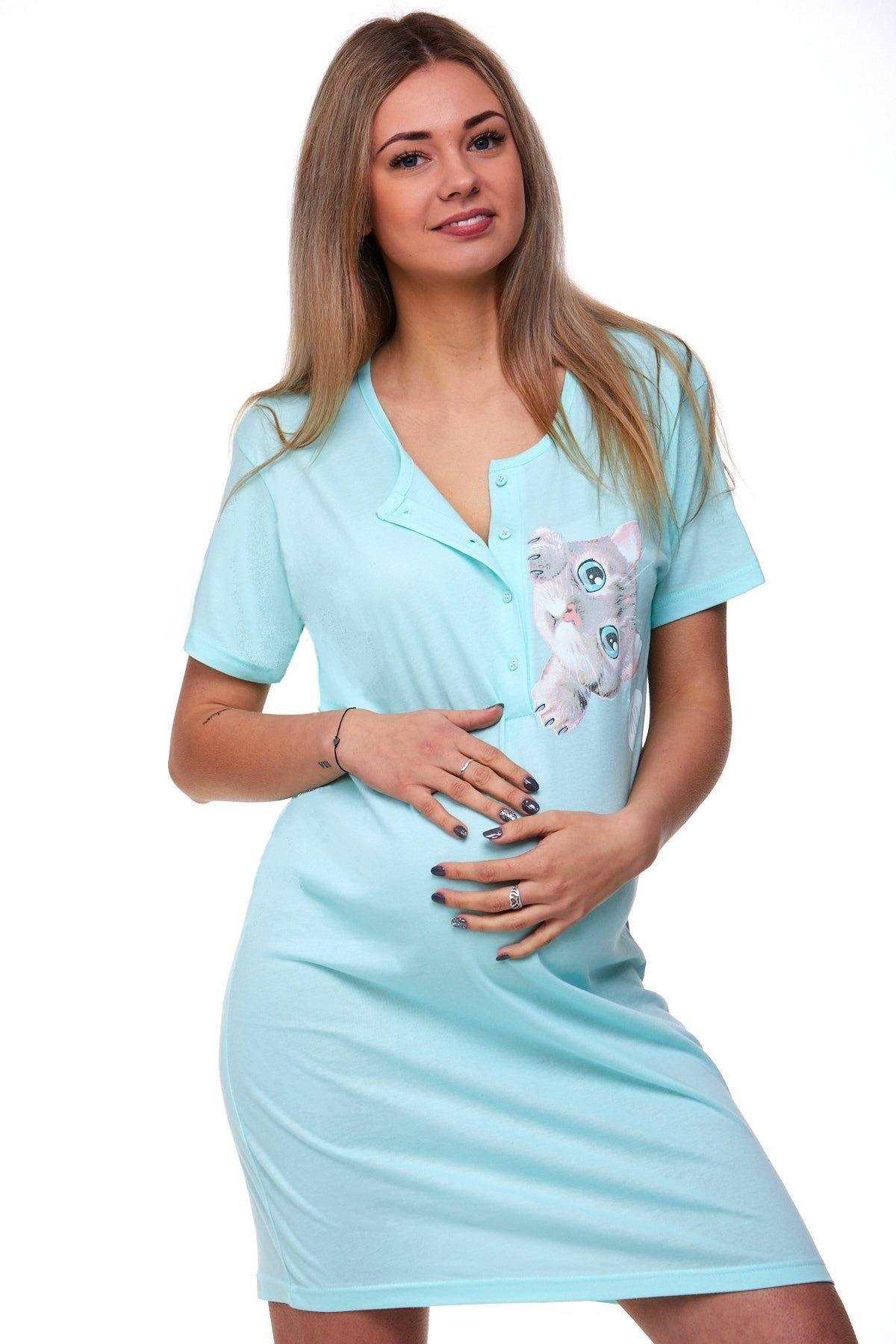 Košilka kojící do porodnice 1C1959