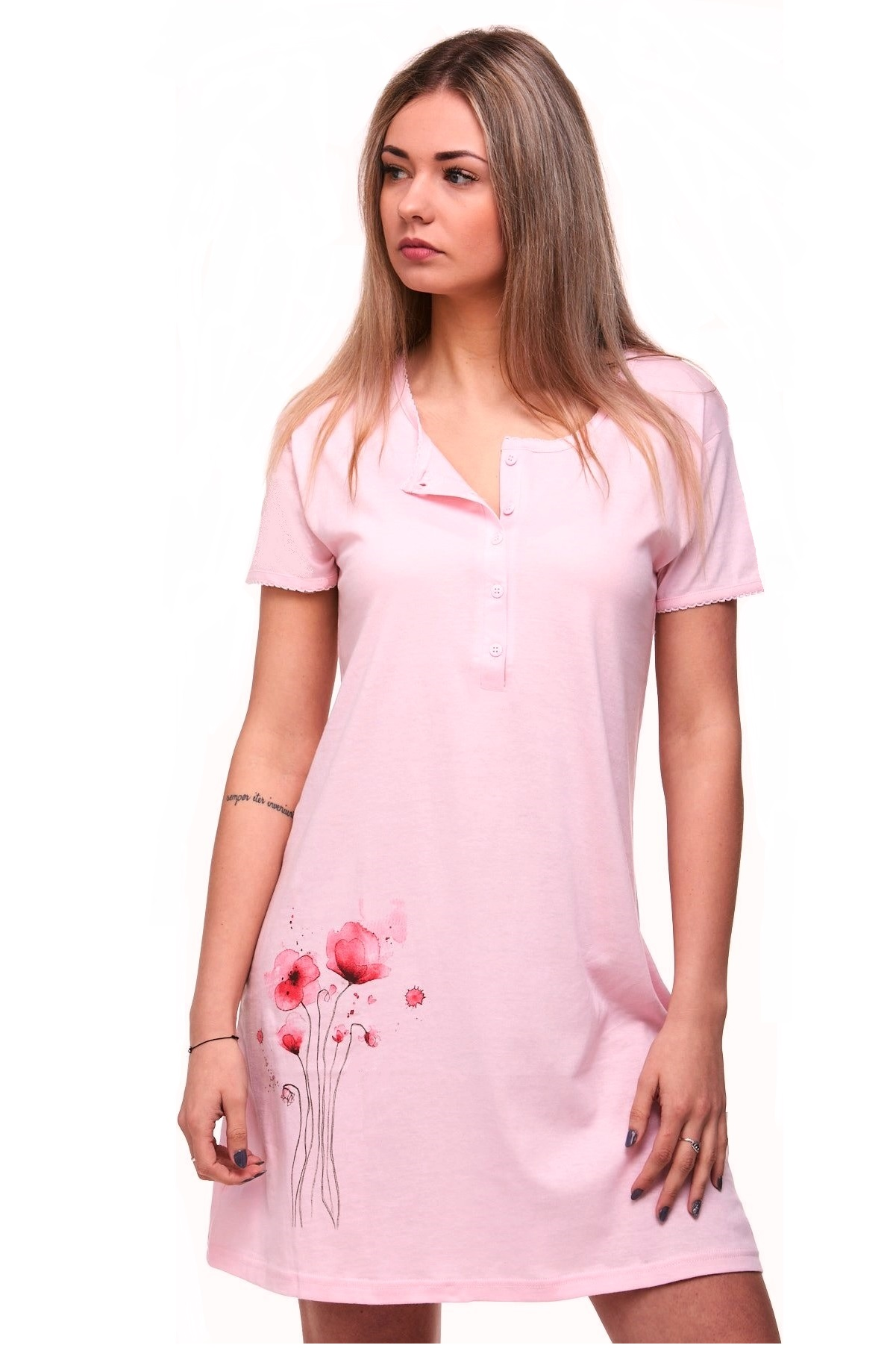 Dámská košilka noční 1C1956
