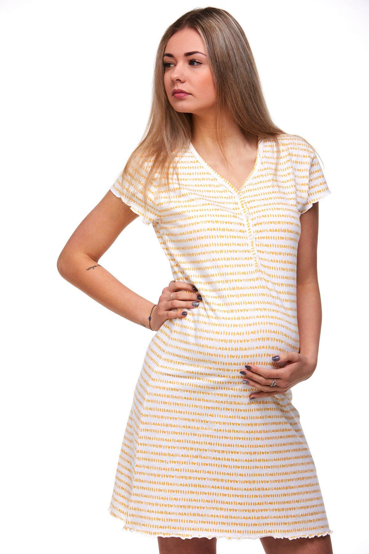 Košilka kojící do porodnice 1C1951