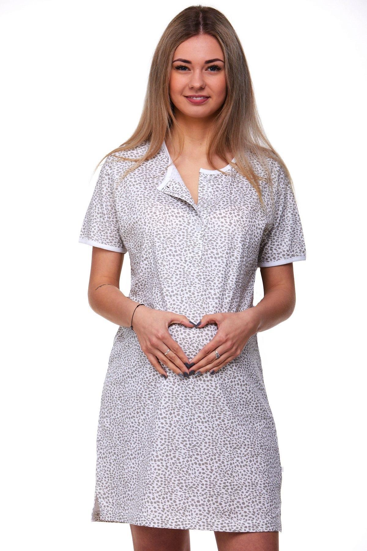 Košilka kojící do porodnice 1C1943