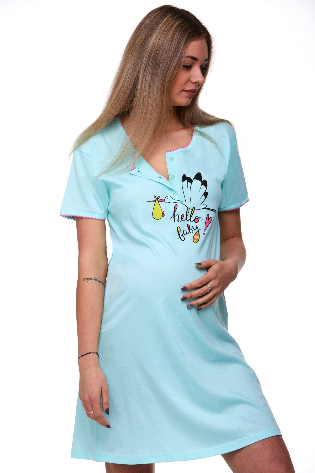 Košilka kojící do porodnice 1C1940