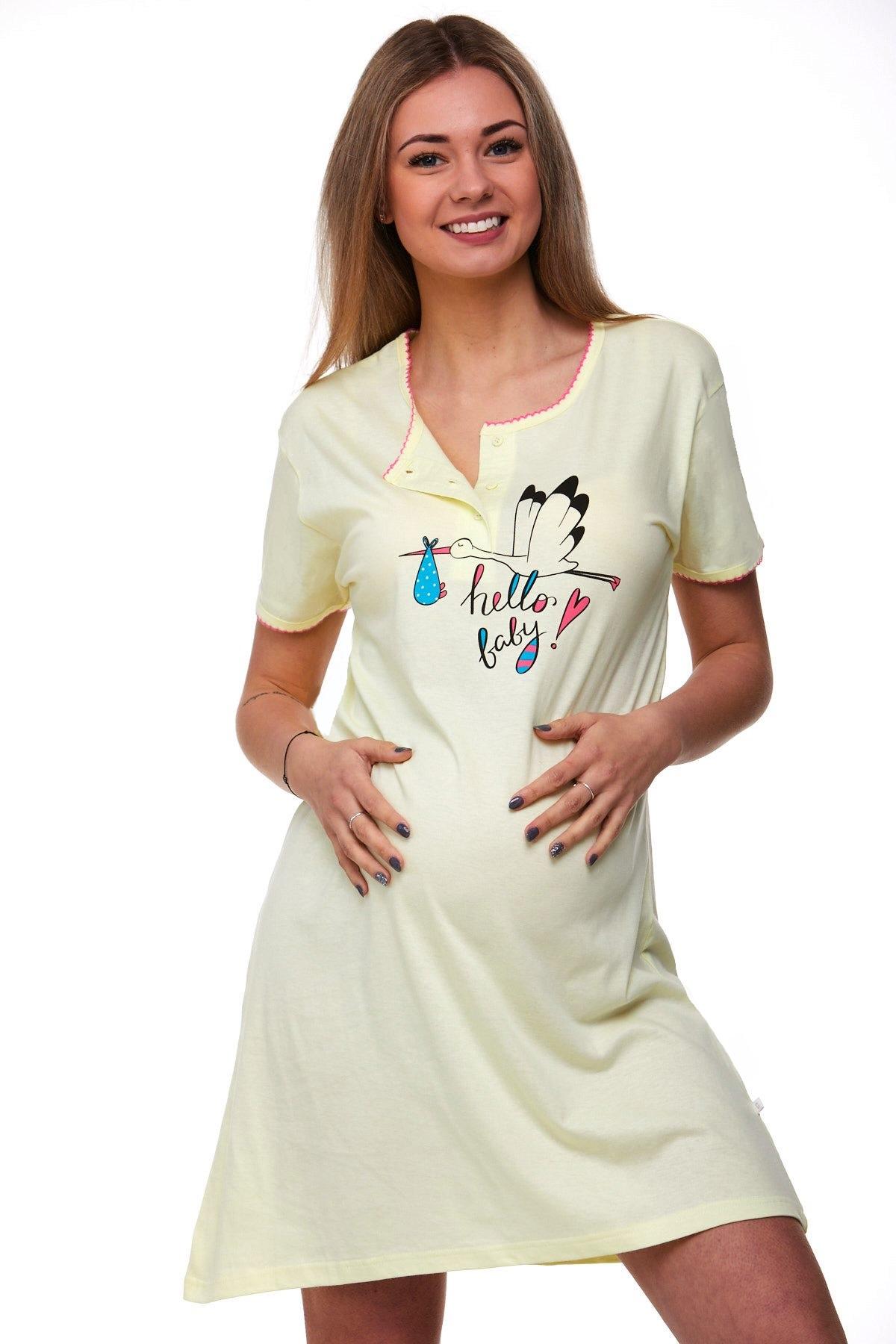 Košilka kojící do porodnice 1C1939