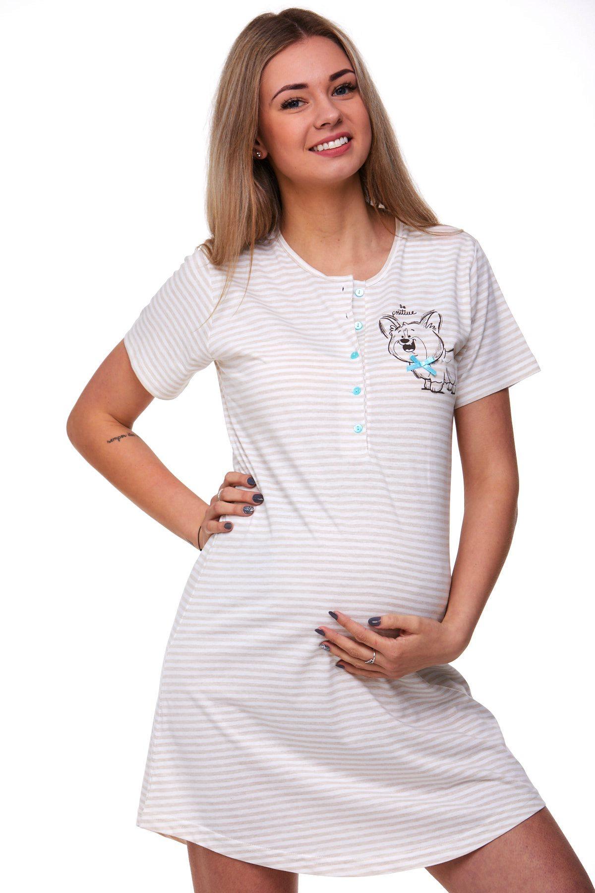 Košilka kojící do porodnice 1C1896