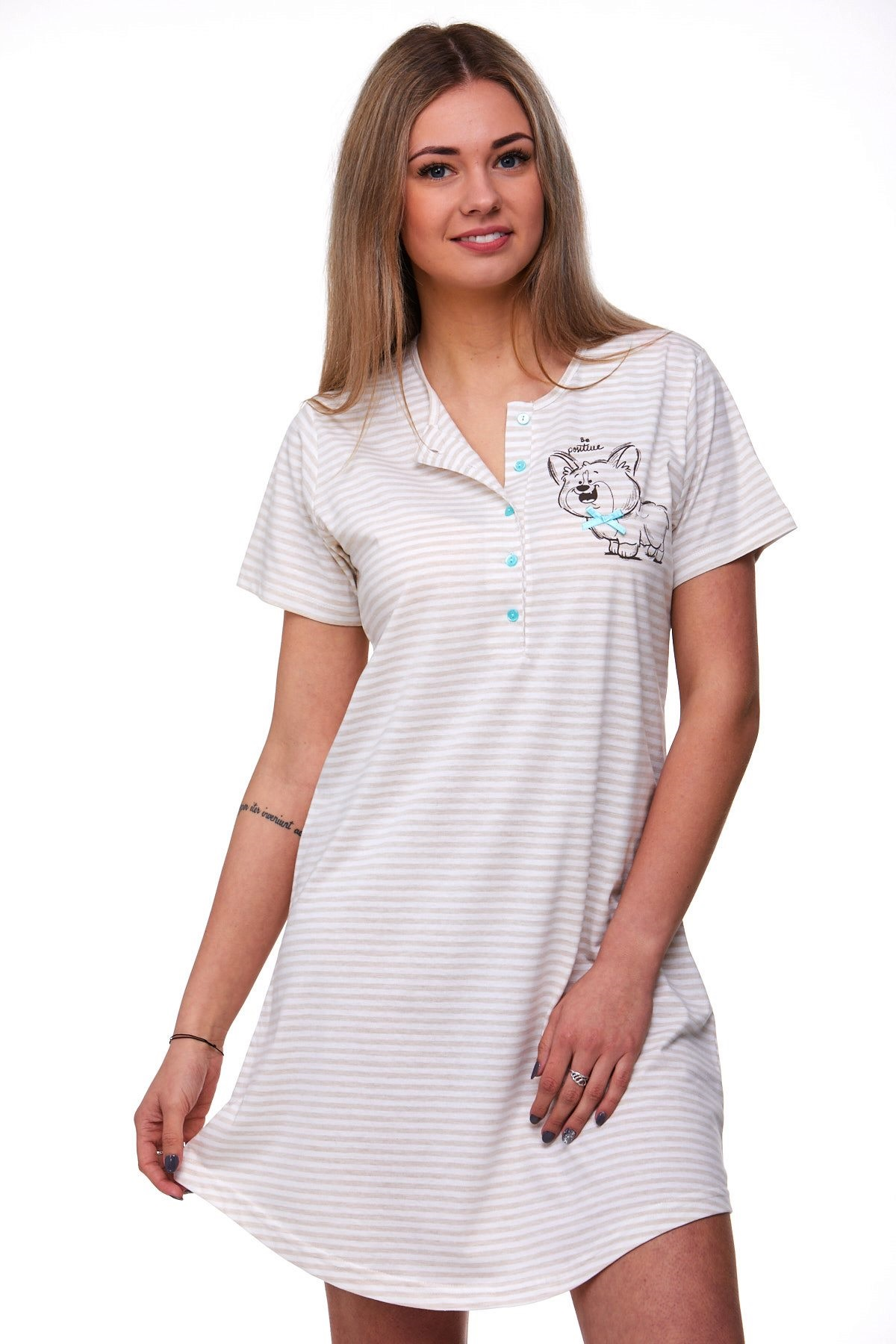 Dámská košilka noční 1C1896