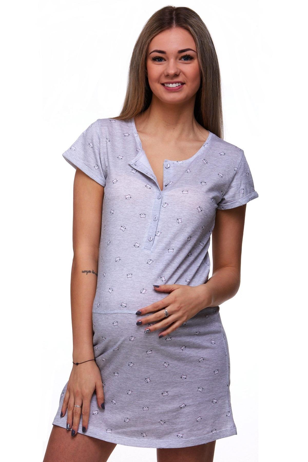 Košilka kojící do porodnice 1C1886