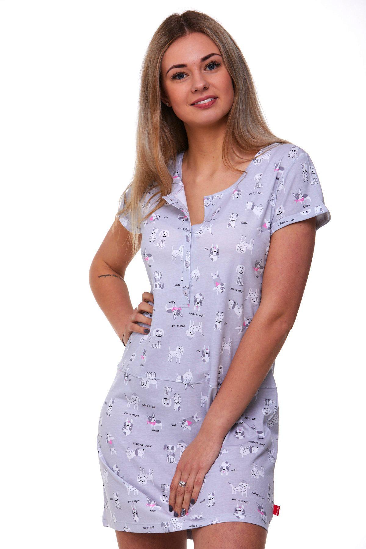 Dámská košilka noční 1C1885