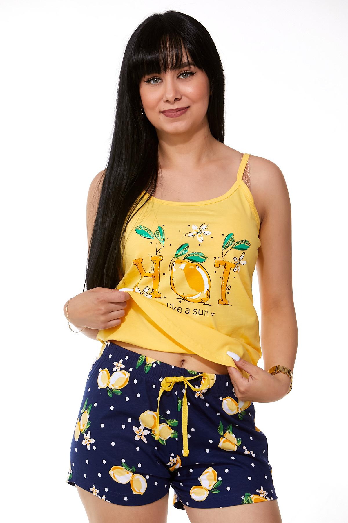 Dámské pyžamo 1B0814