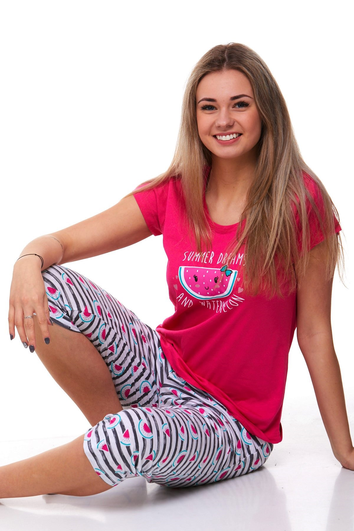 Dámské pyžamo 1B0828