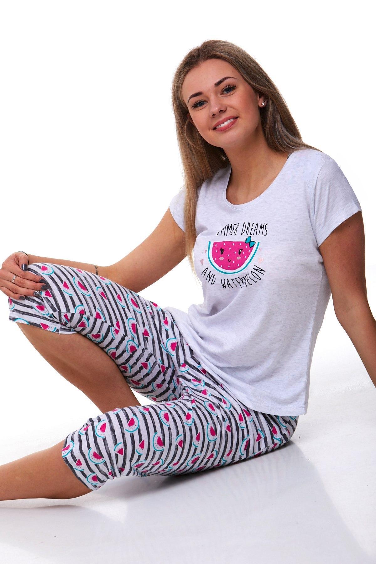 Dámské pyžamo 1B0827