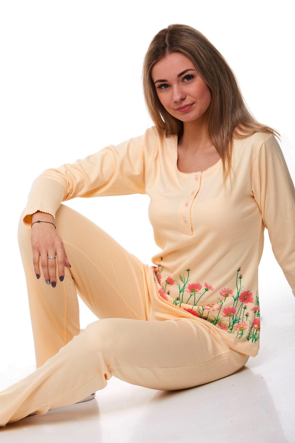 Elegantní pyžamo pro ženy 1B0837