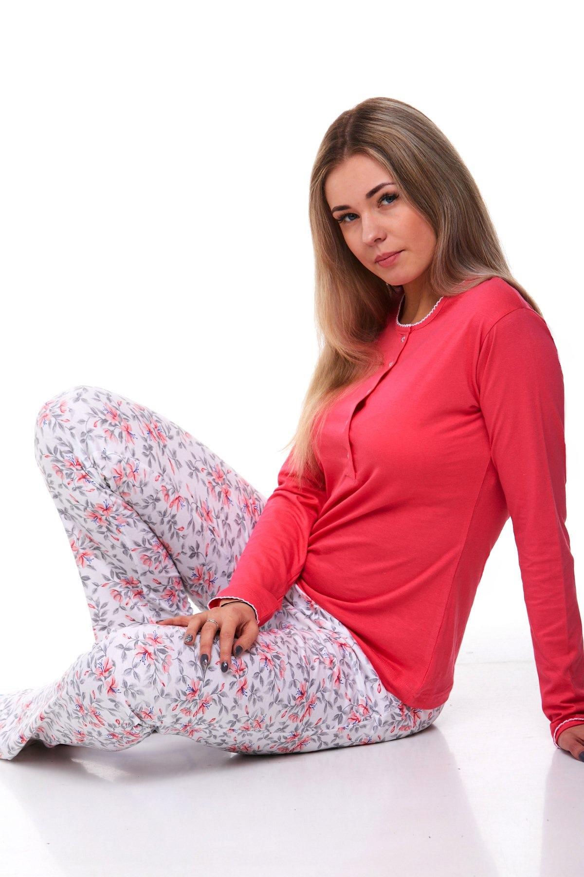 Luxusní pyžamo na kojení 1B0835