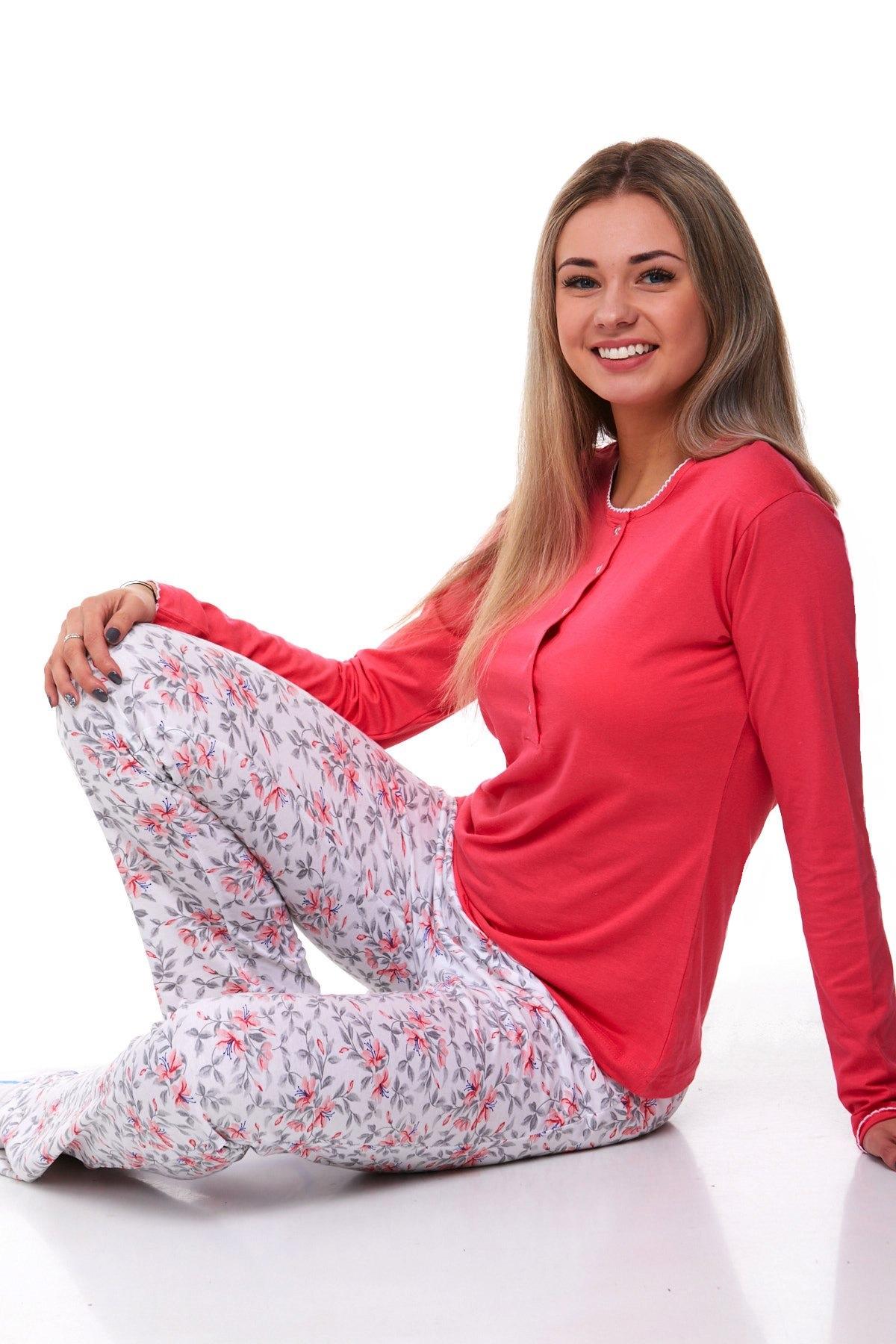 Elegantní pyžamo pro ženy 1B0835