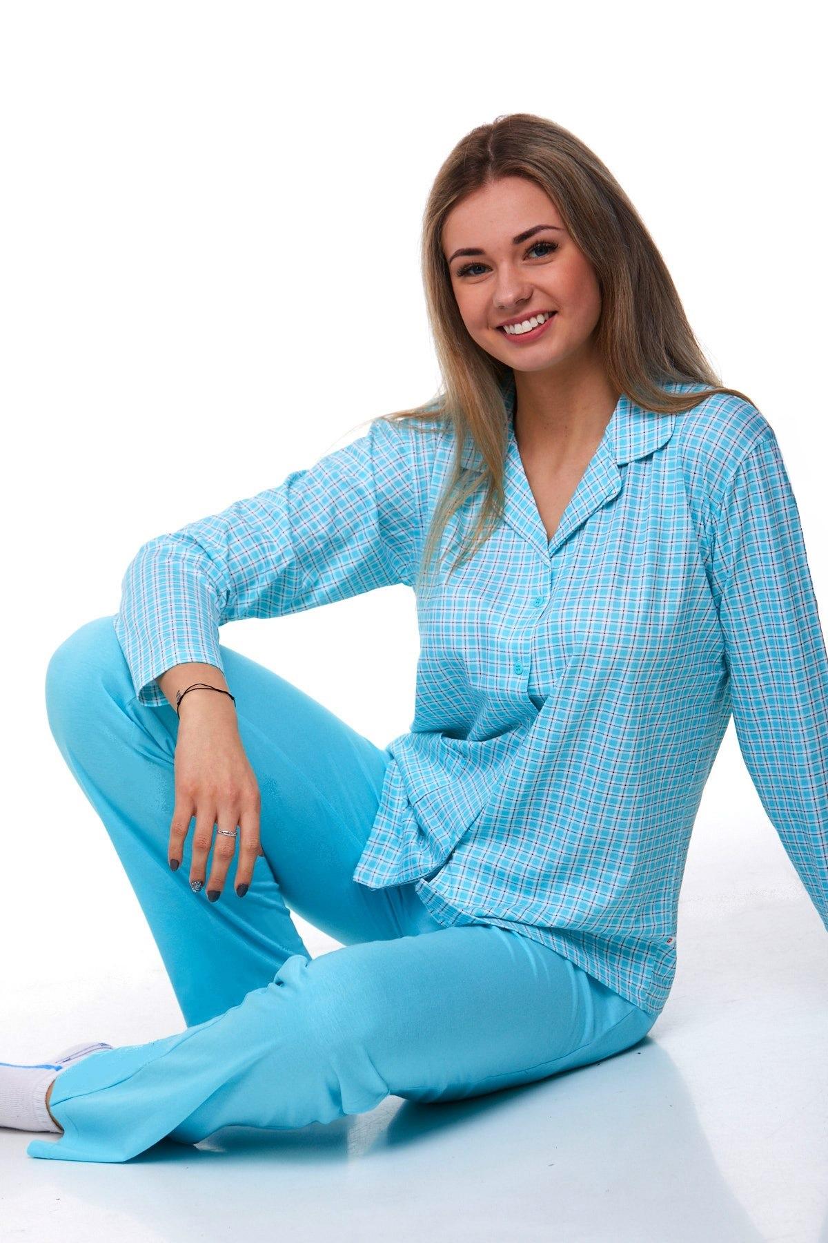 Luxusní pyžamo na kojení 1B0834