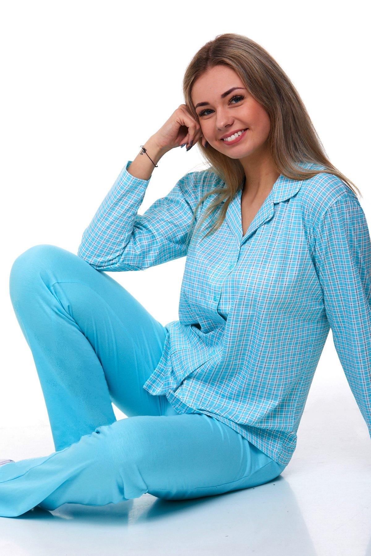 Elegantní pyžamo pro ženy 1B0834