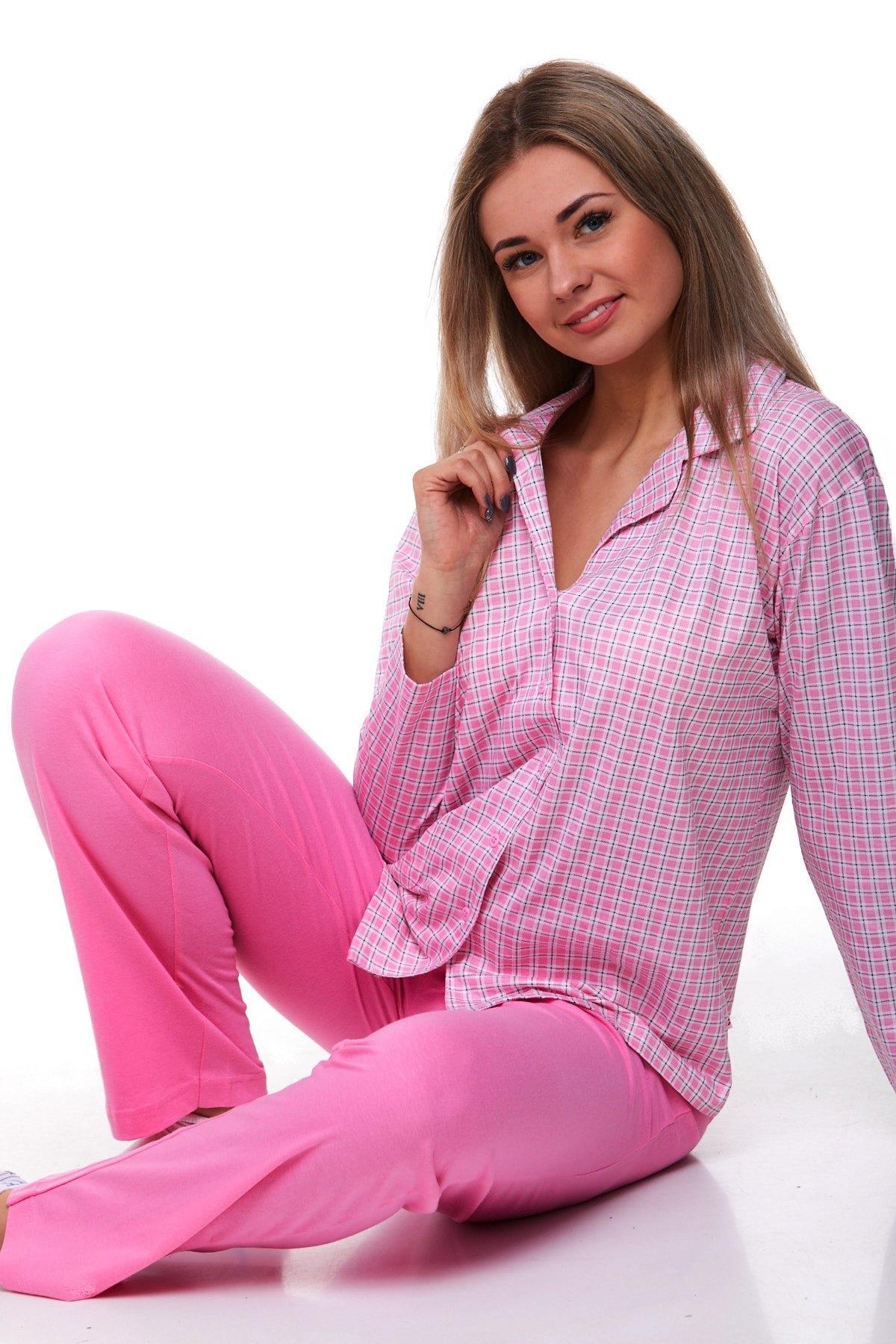 Luxusní pyžamo na kojení 1B0833