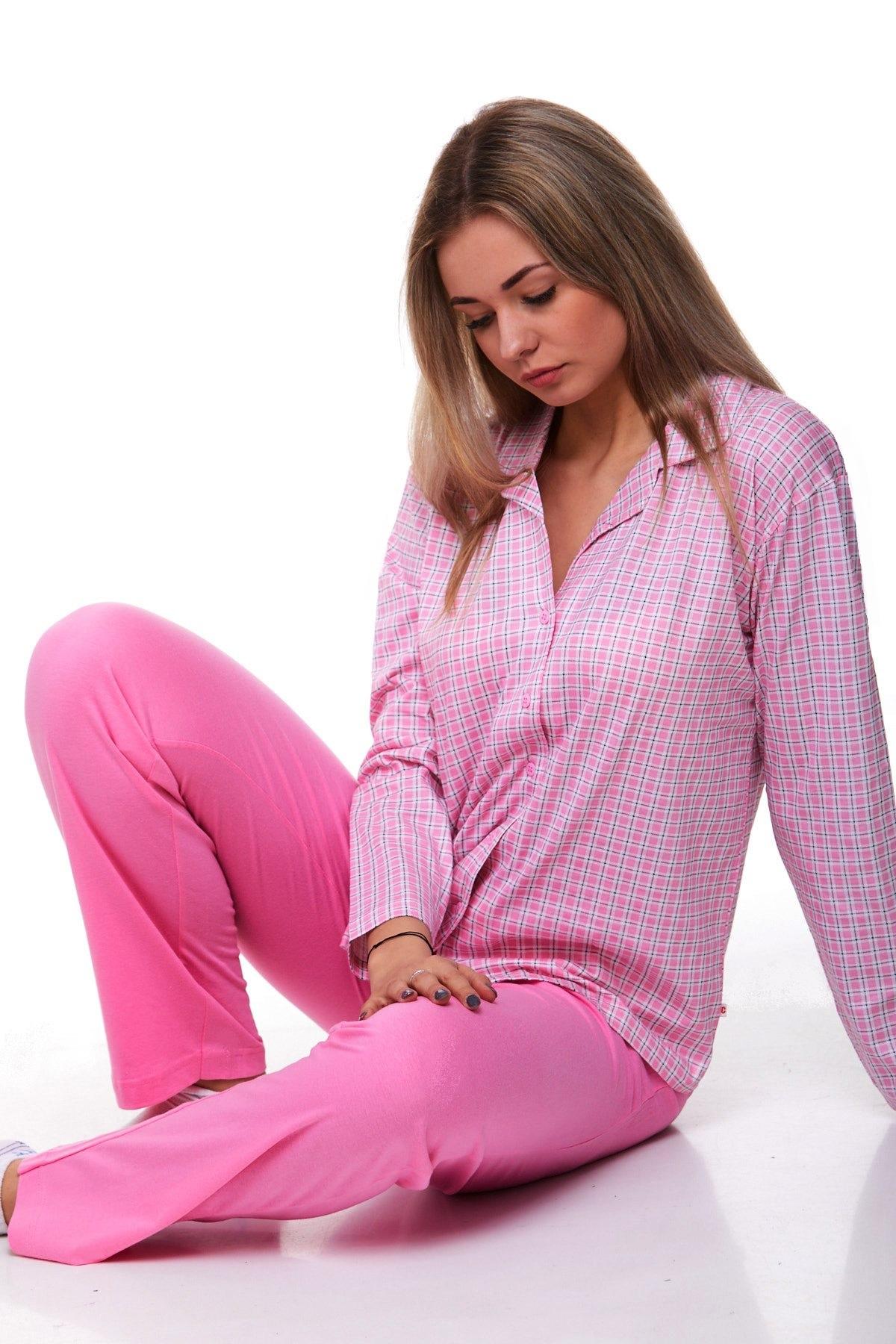 Elegantní pyžamo pro ženy 1B0833