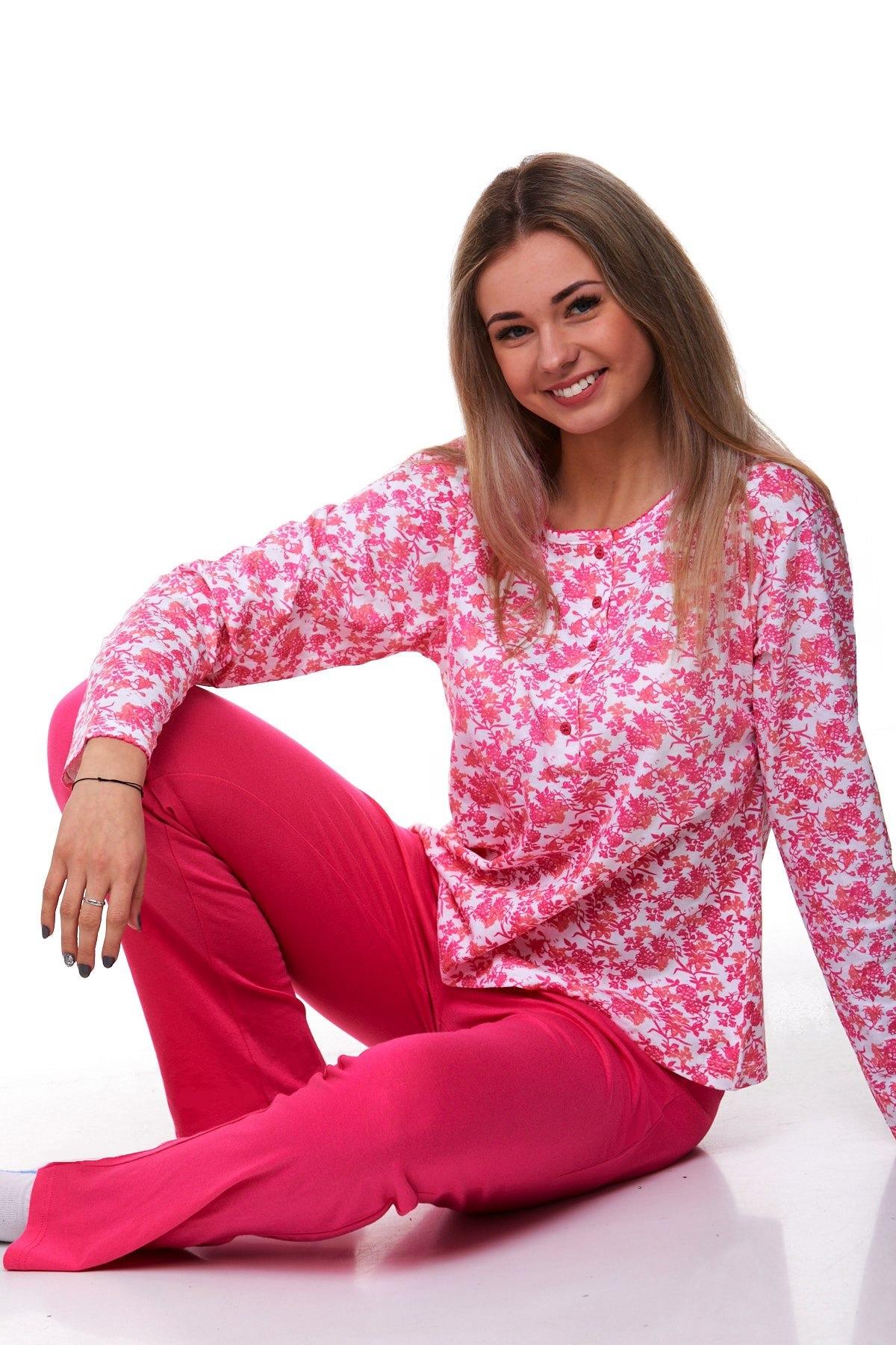 Elegantní pyžamo pro ženy 1B0832